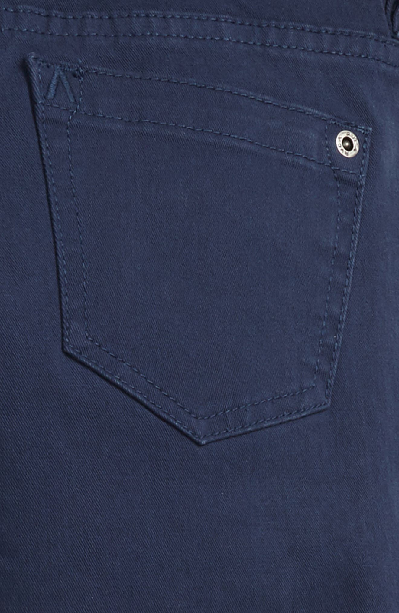 Alternate Image 3  - RVCA 'Daggers' Slim Fit Twill Pants (Big Boys)
