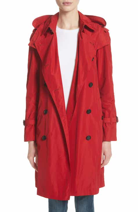 Popular Women's Red Trench Coats | Nordstrom TH07