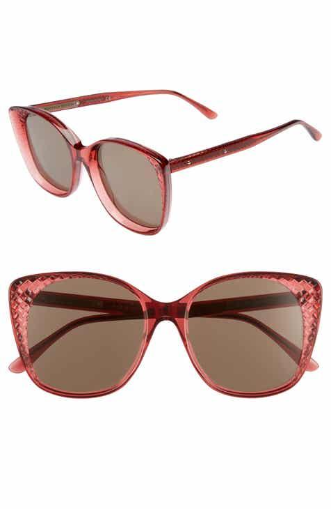 c0b7144ee63 Bottega Veneta 54mm Sunglasses