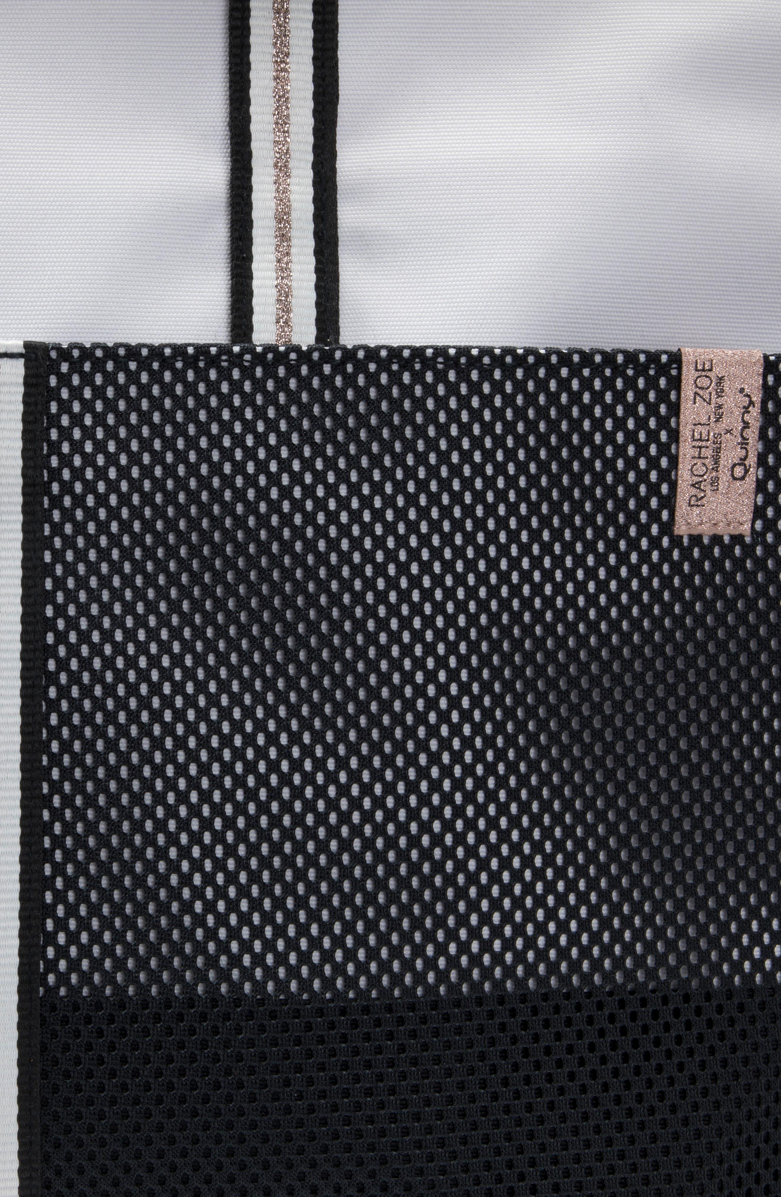 x Rachel Zoe Luxe Sport Diaper Bag,                             Alternate thumbnail 7, color,                             Rz Luxe Sport