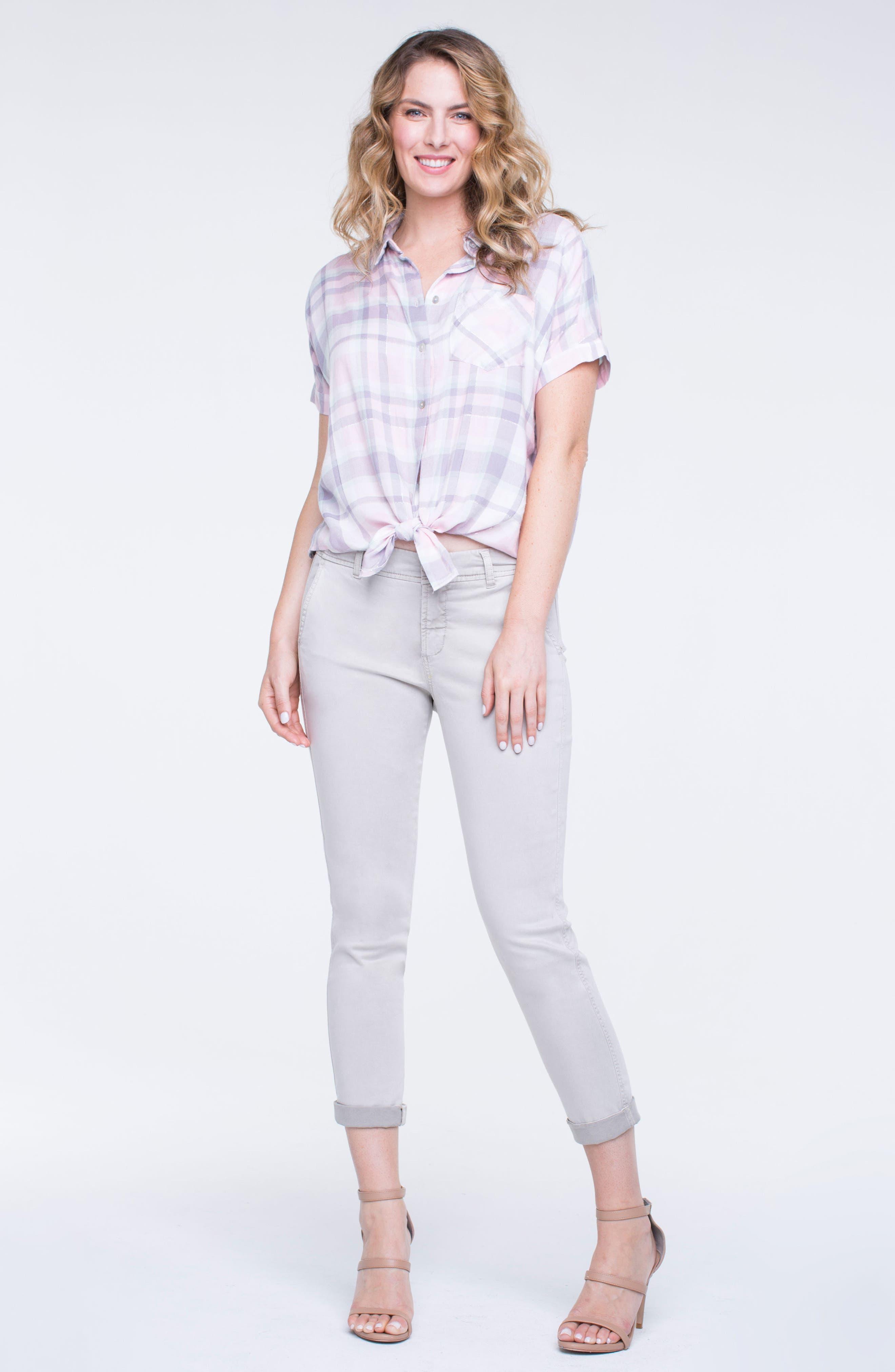 Alternate Image 2  - Liverpool Jeans Company Buddy Pants