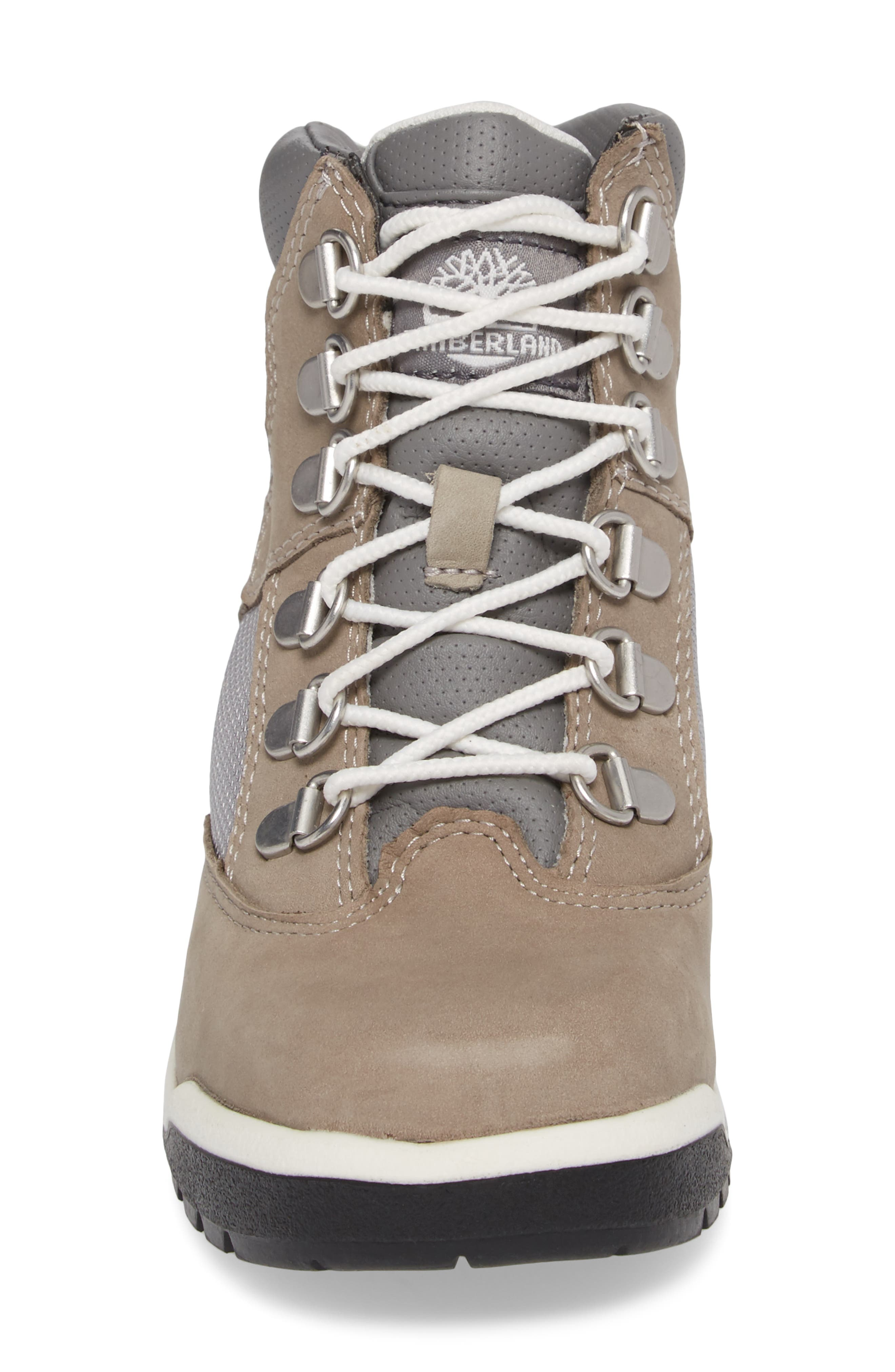 Alternate Image 4  - Timberland Water-Resistant 6-Inch Field Boot (Toddler, Little Kid & Big Kid)