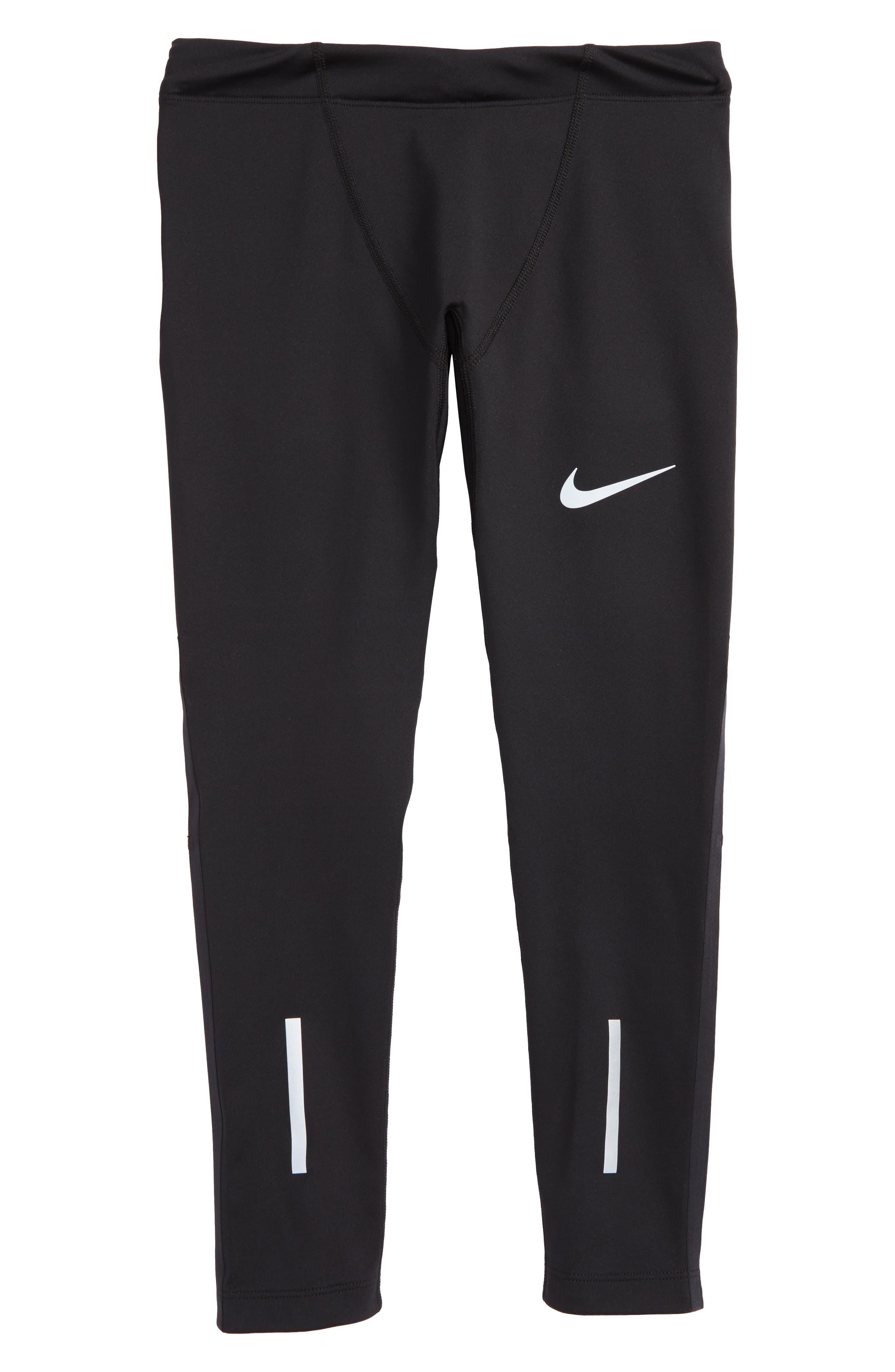 Nike Power Dry Running Tights (Little Boys & Big Boys)