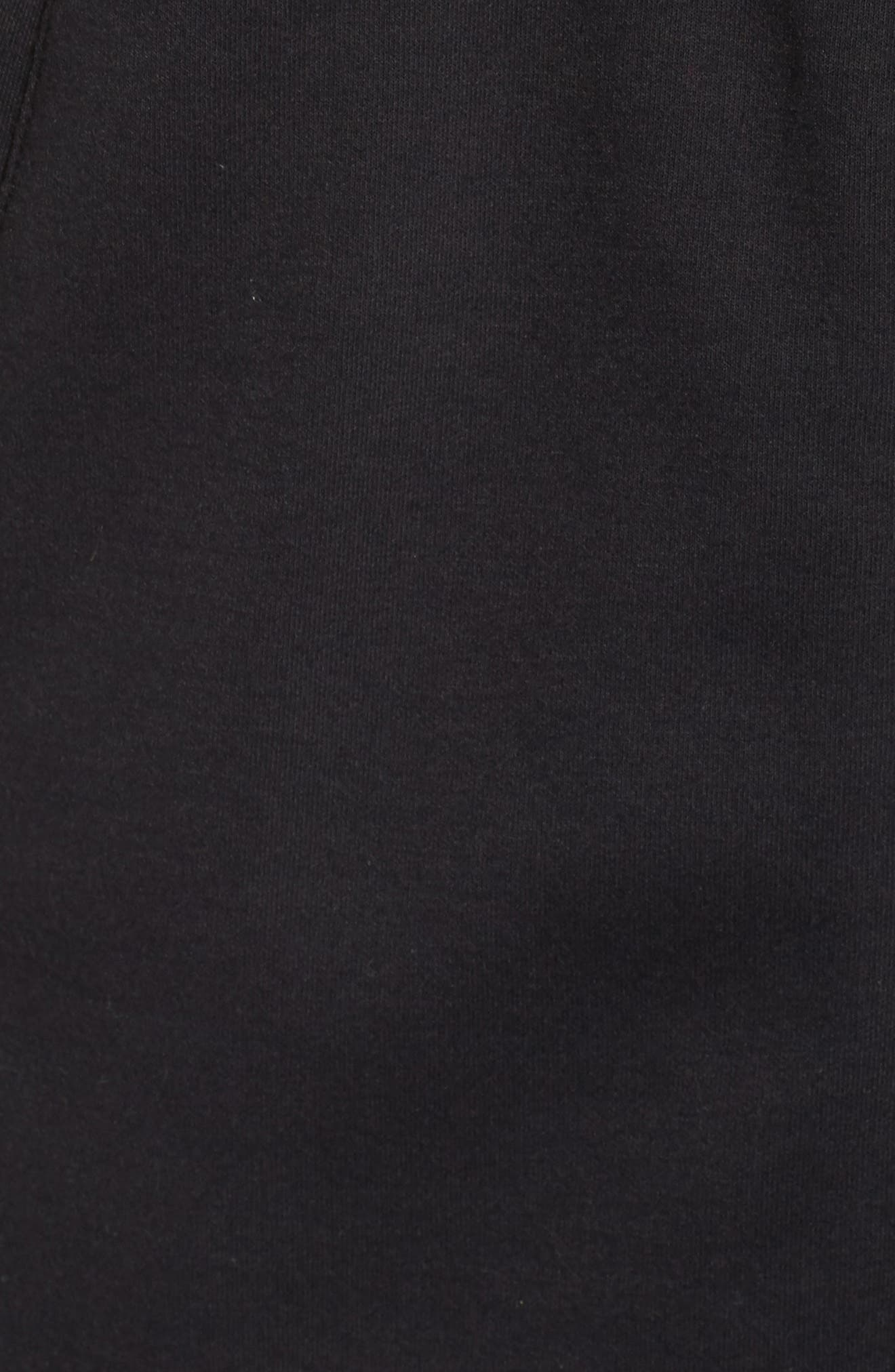 Slacker Hooded Jacket,                             Alternate thumbnail 6, color,                             Tnf Black