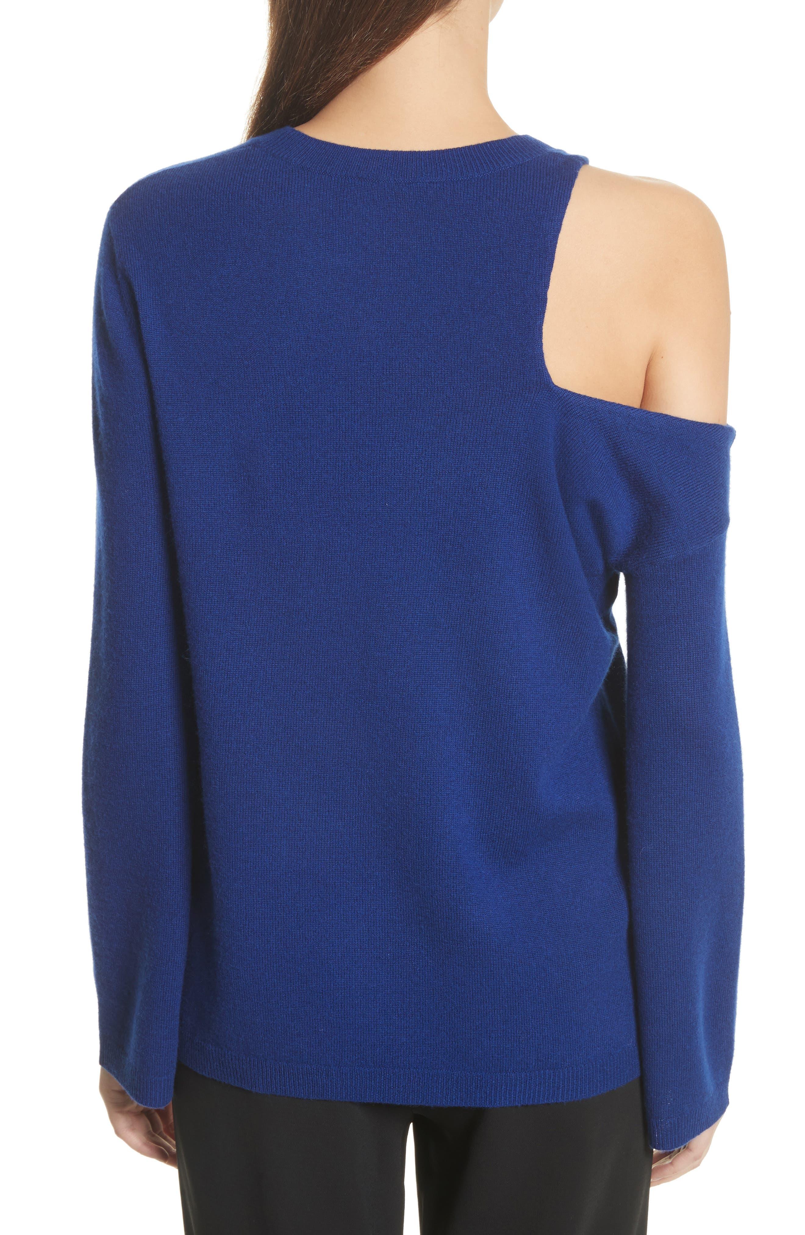 Alternate Image 2  - A.L.C. Hamilton Wool & Cashmere Sweater