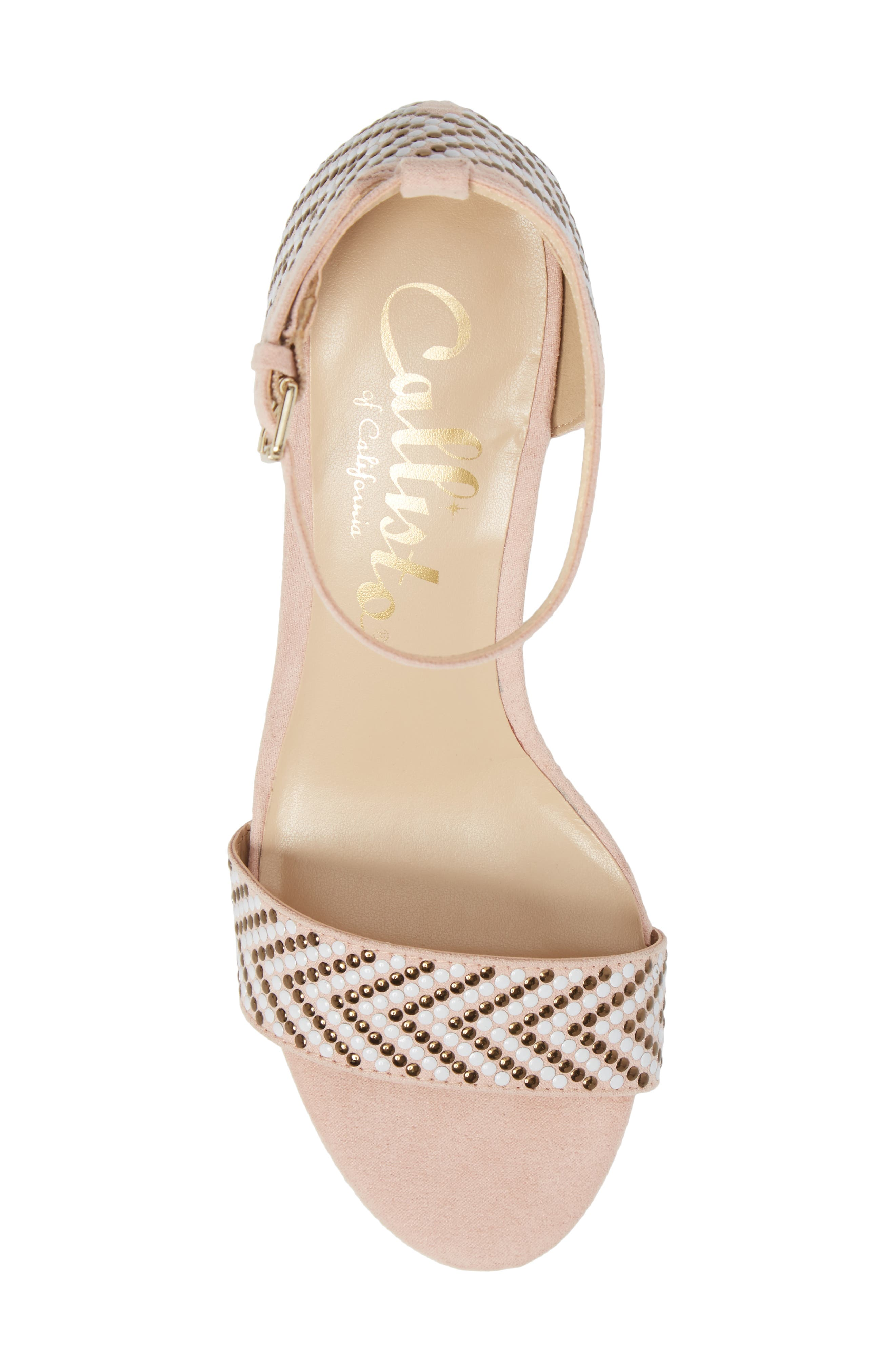 Alternate Image 5  - Callisto Mercer Ankle Strap Sandal (Women)