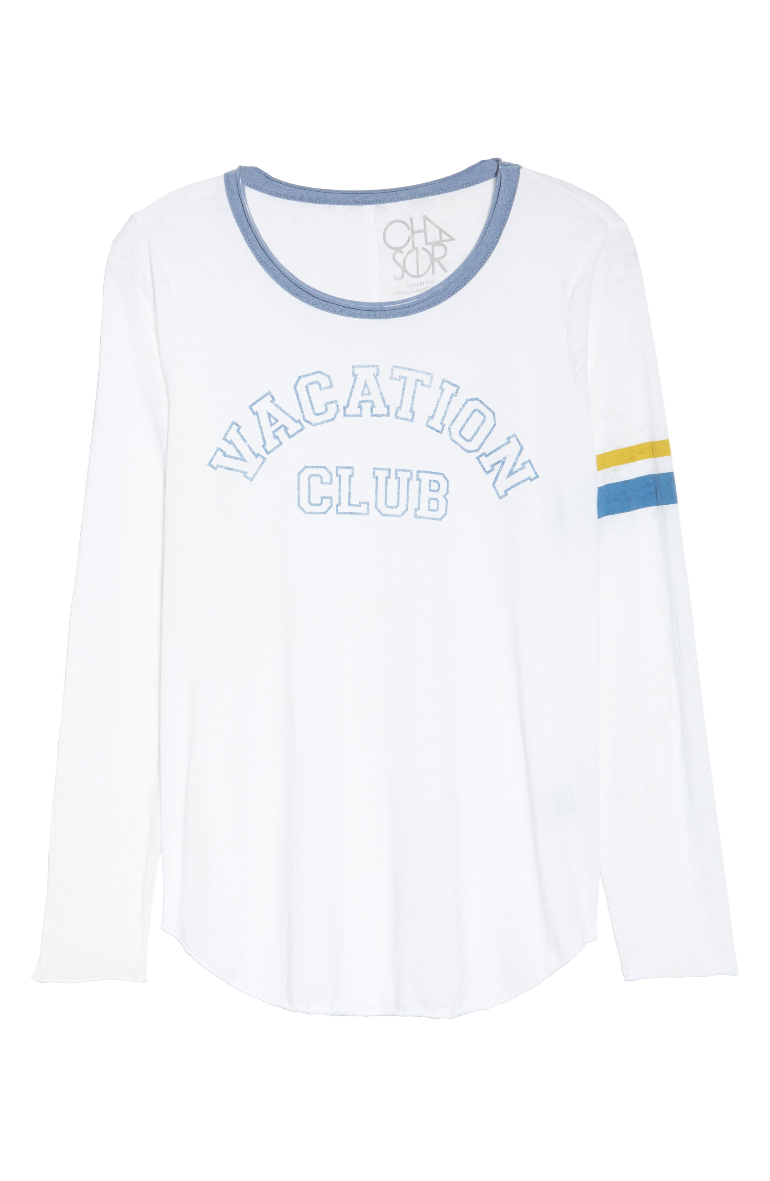 Alternate Image 6  - Chaser Vacation Club Vintage Tee