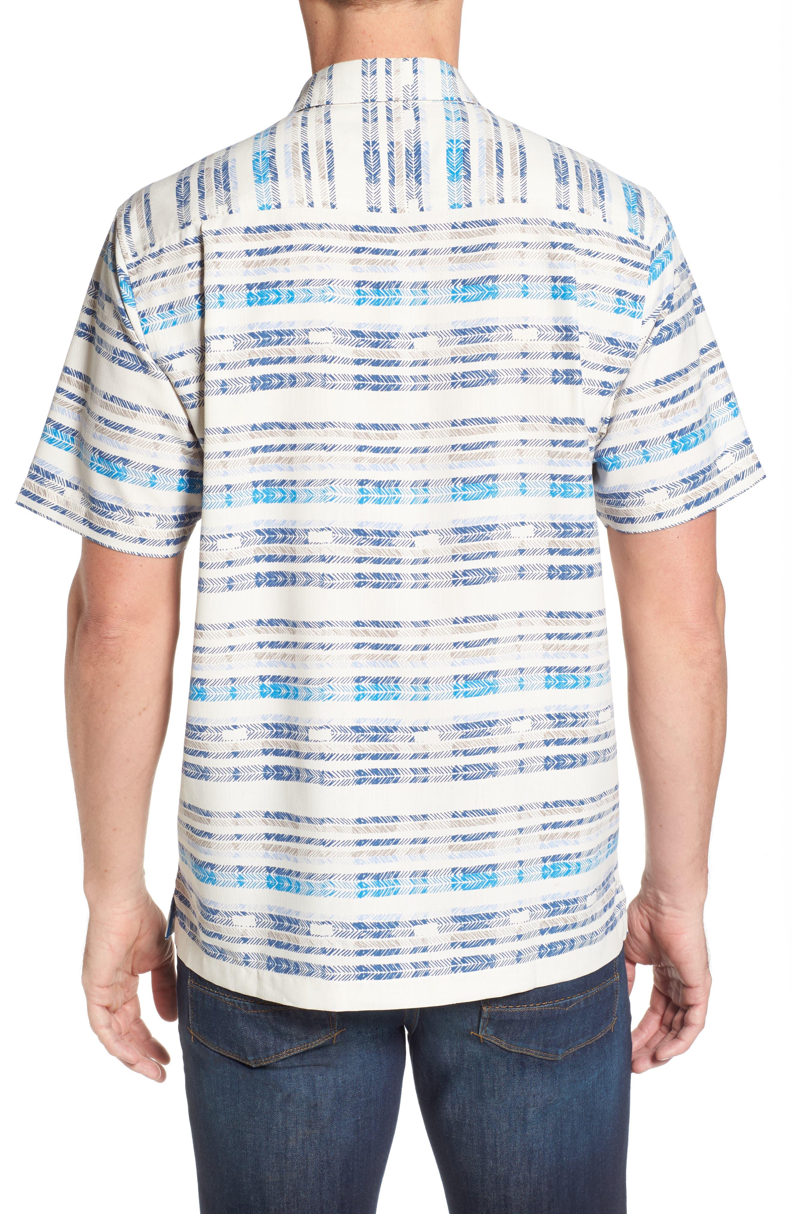 Breaker Bay Sport Shirt,                             Alternate thumbnail 2, color,                             Coconut Cream