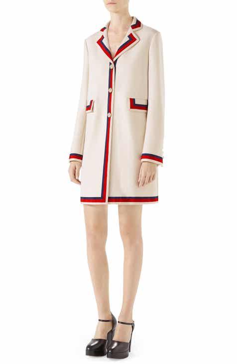 d28ba95ad5baa Women s Gucci Coats   Jackets