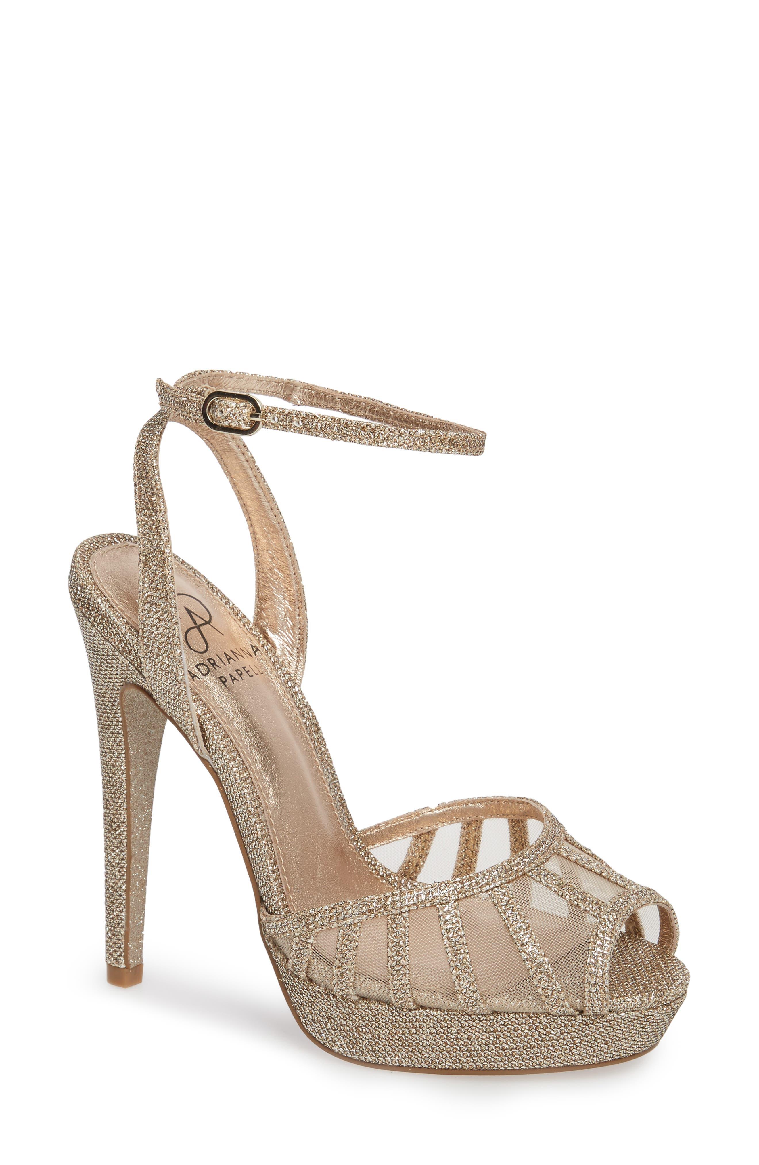 Adrianna Papell Saida Platform Sandal (Women)