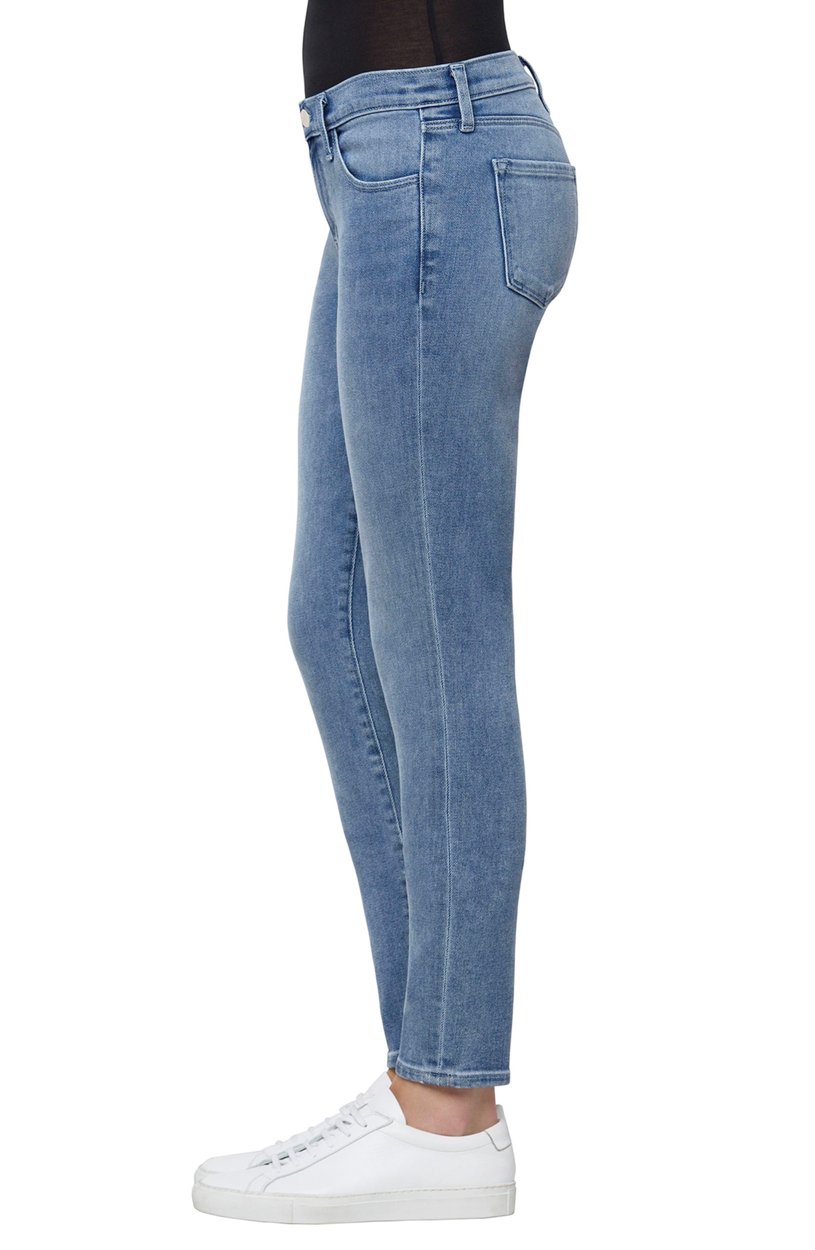 811 Skinny Jeans,                             Alternate thumbnail 3, color,                             Utopia