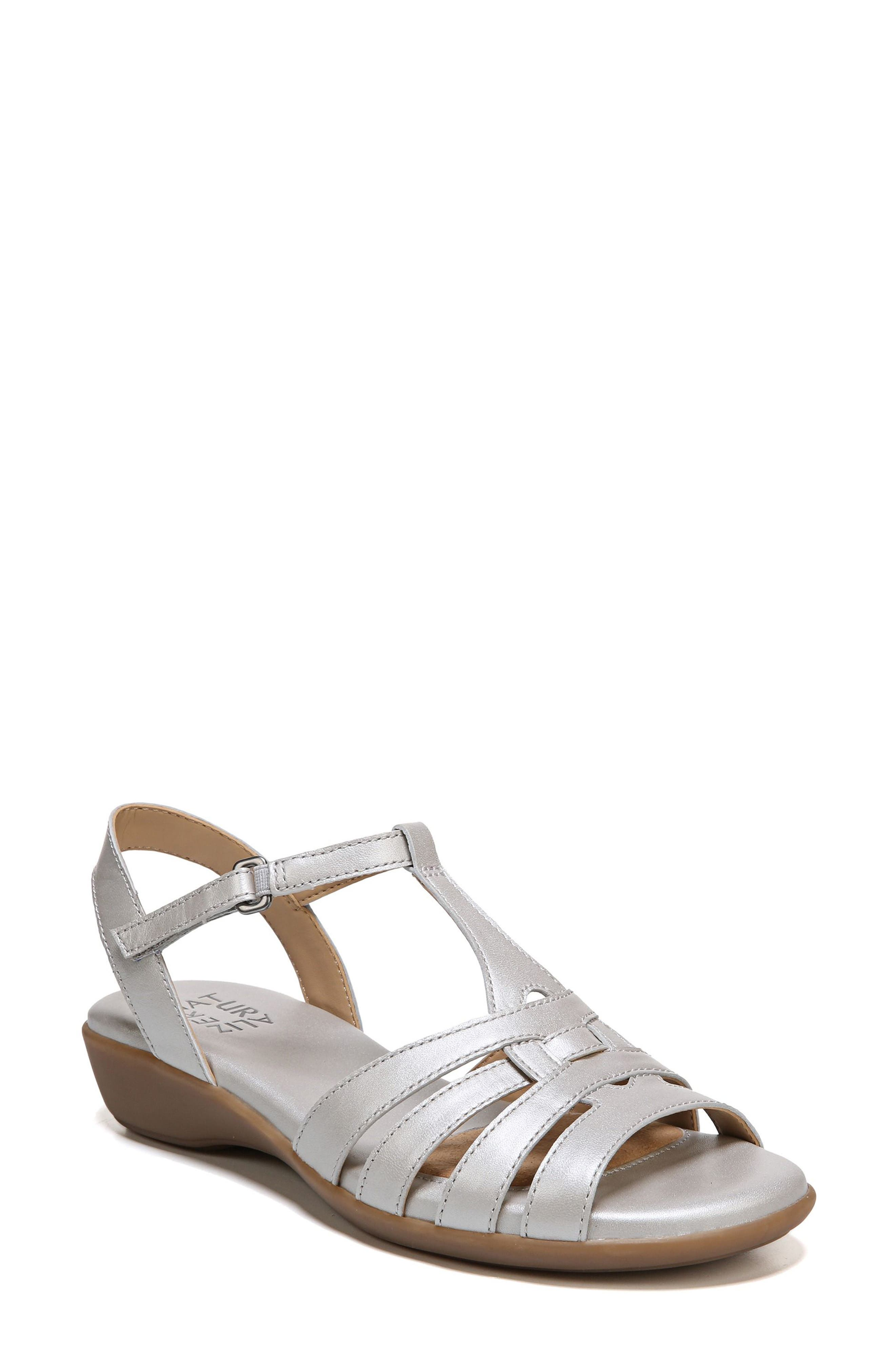 Alternate Image 1 Selected - Naturalizer Nanci Sandal (Women)