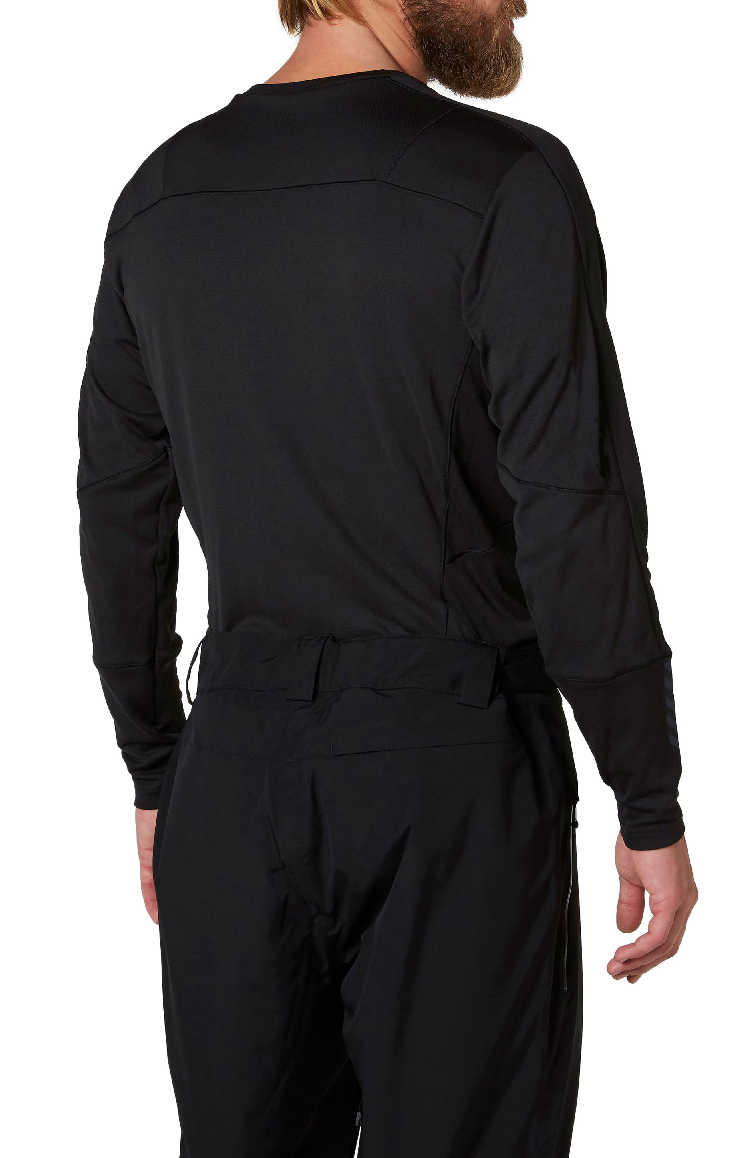 Alternate Image 2  - Helly Hansen Lifa® Mid Long Sleeve Base Layer Shirt
