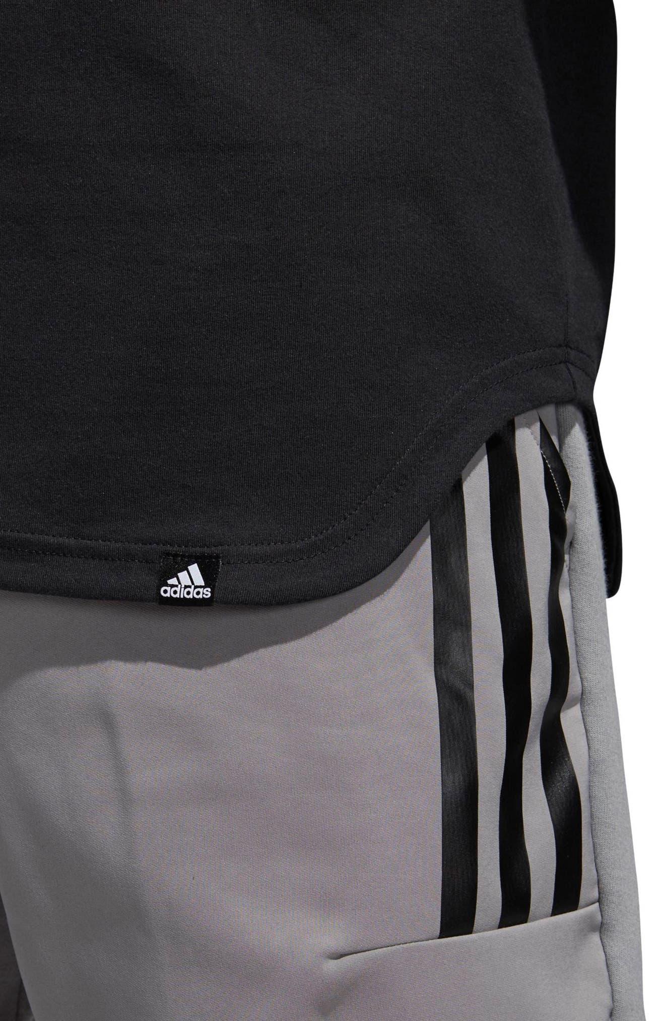 Alternate Image 4  - adidas Elevate LA T-Shirt