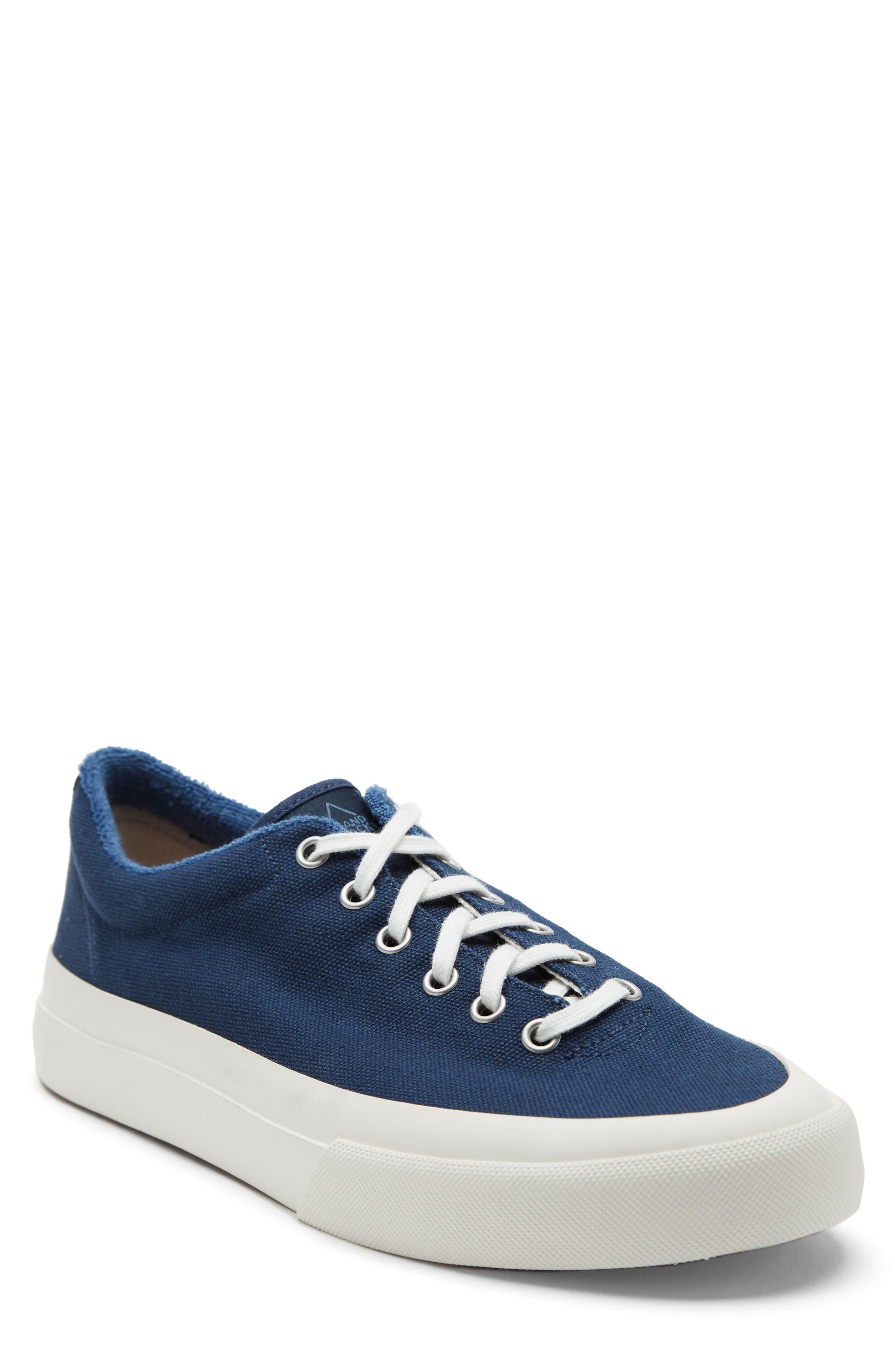 Vesta Low Top Sneaker,                             Main thumbnail 1, color,                             Navy