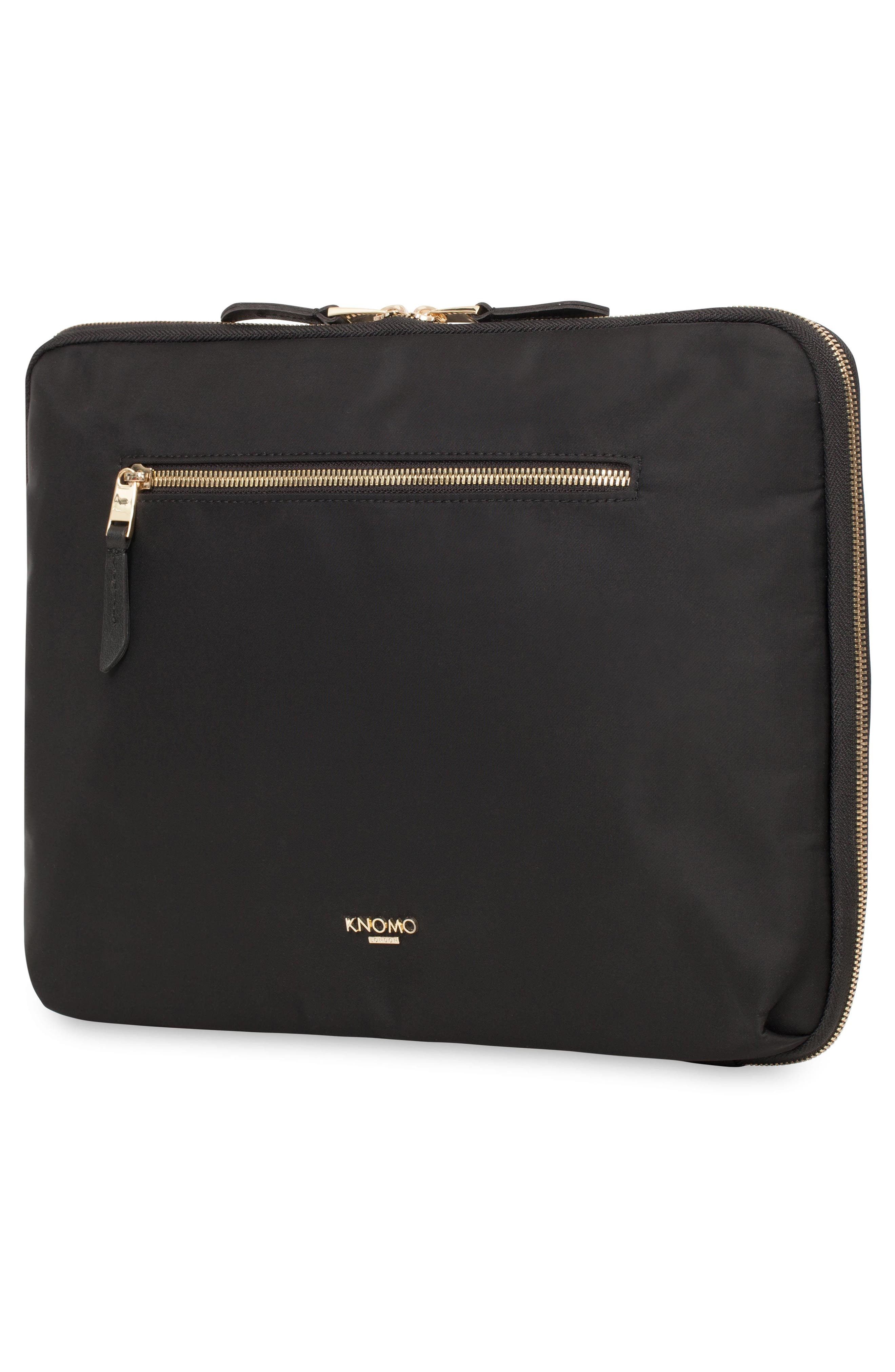 Mayfair 12-Inch Portfolio,                             Alternate thumbnail 2, color,                             Black
