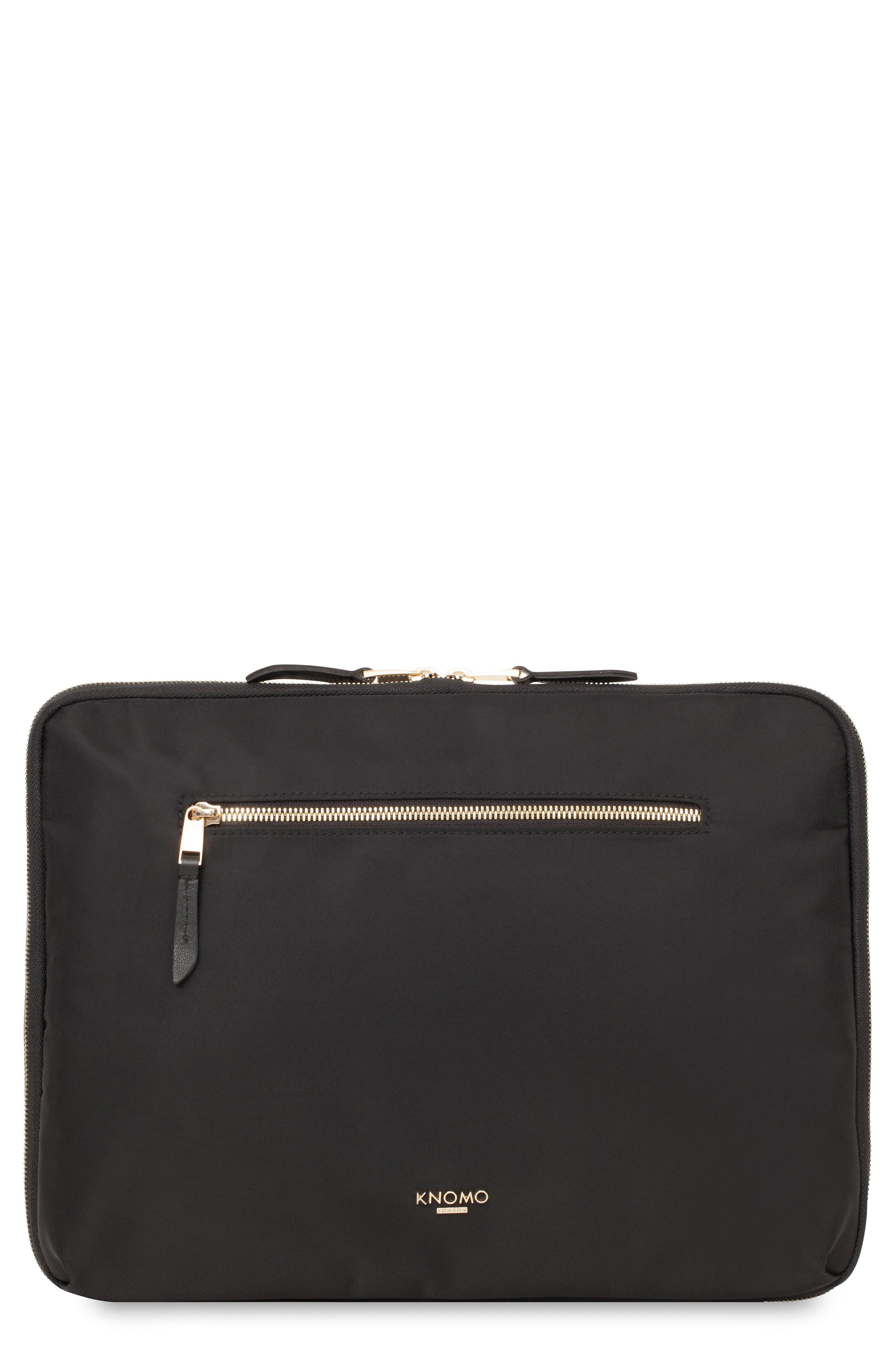 Mayfair 12-Inch Portfolio,                             Main thumbnail 1, color,                             Black