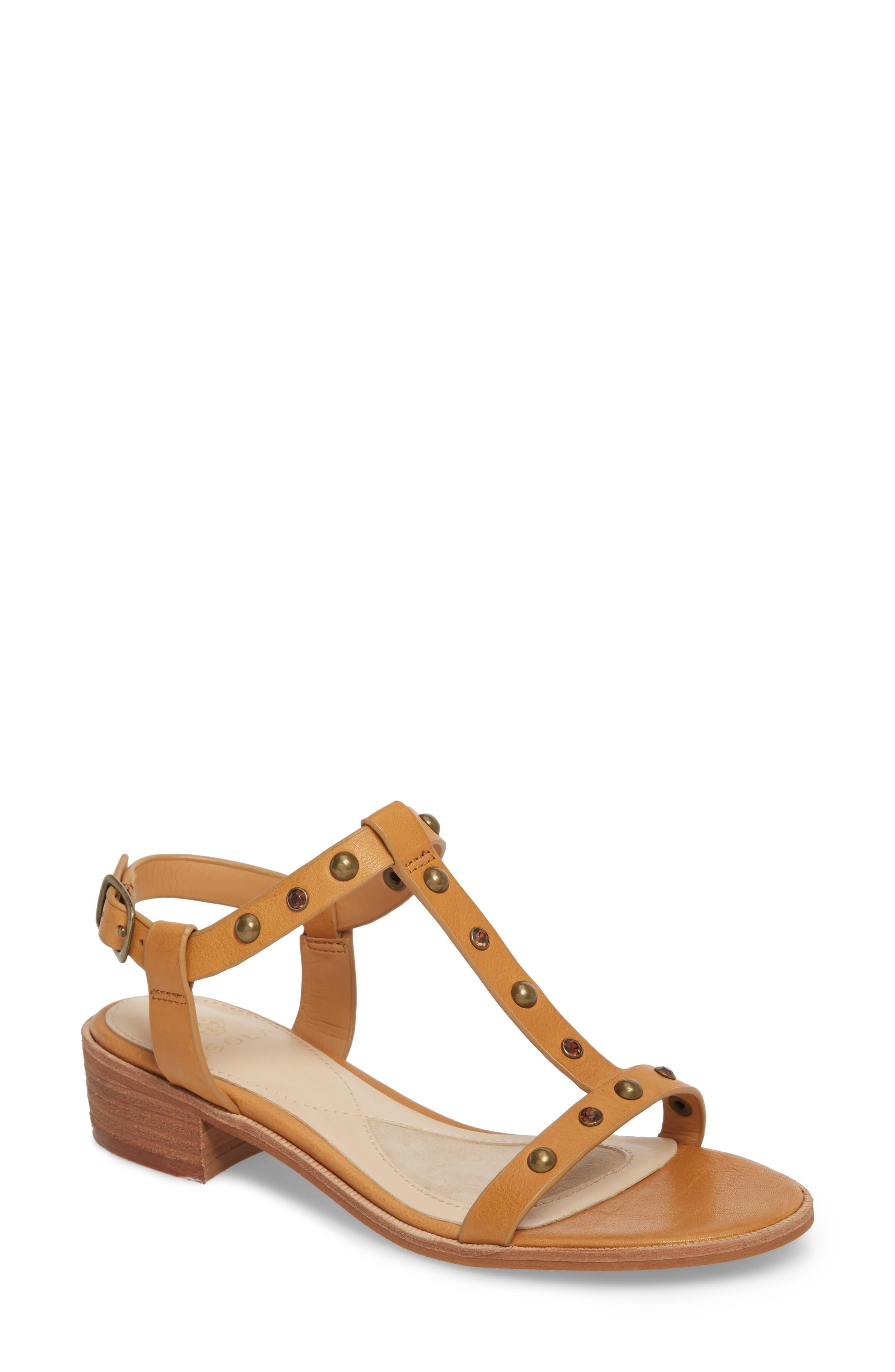 Alternate Image 1 Selected - Isolá Giana Studded Sandal (Women)
