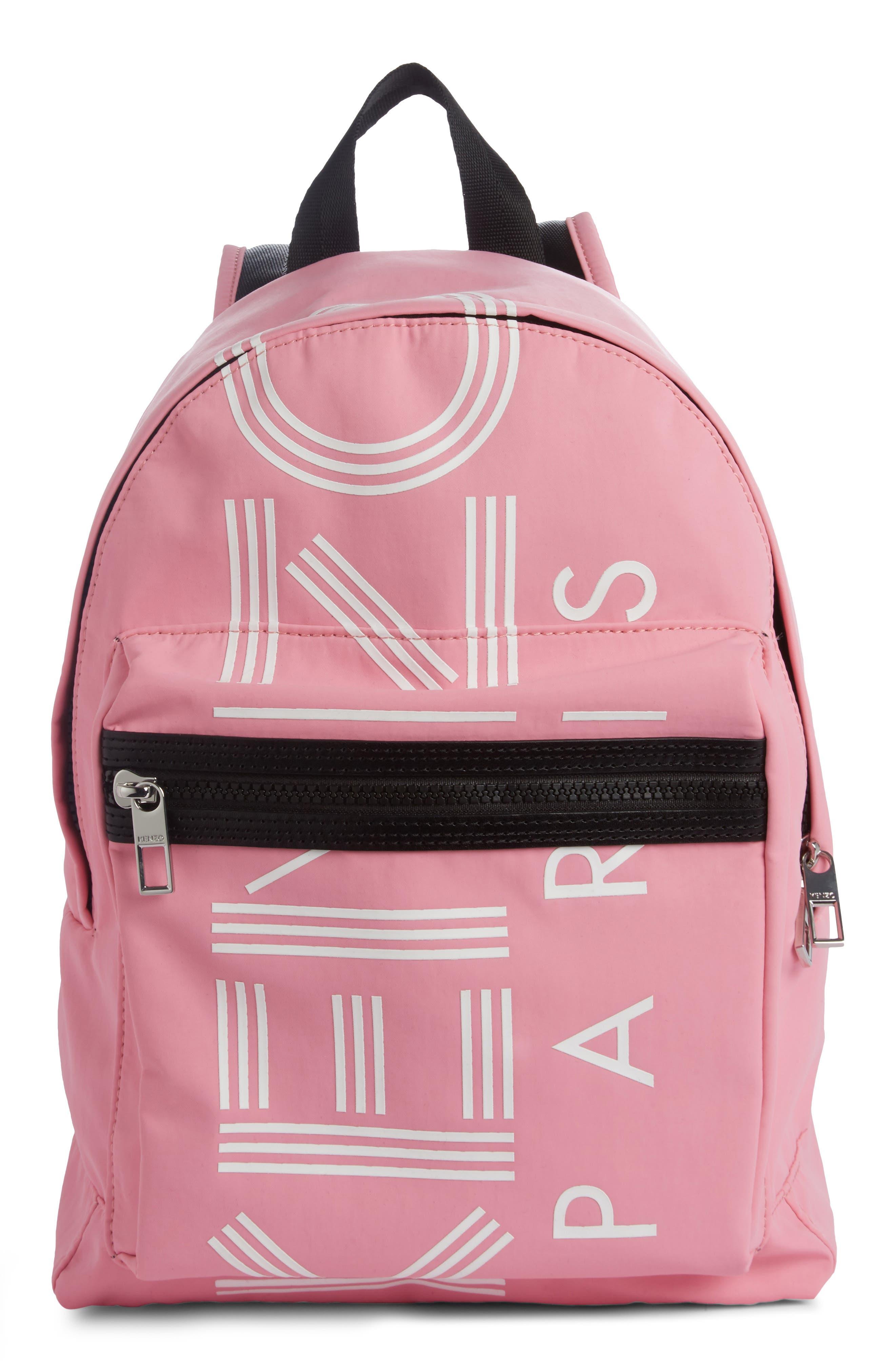 KENZO Sport Logo Small Nylon Backpack