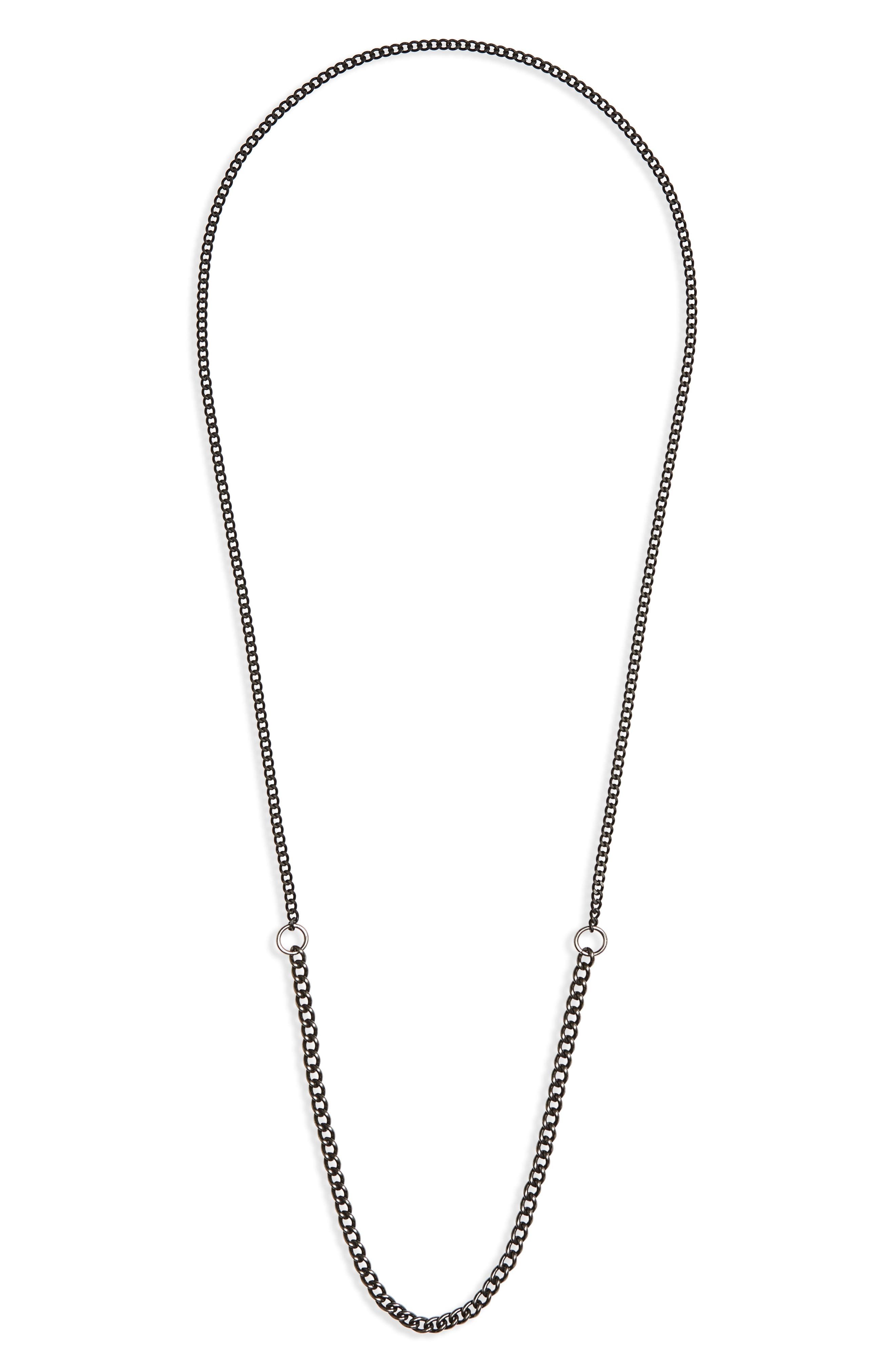 Alternate Image 1 Selected - Vitaly Binary Chain Link Necklace