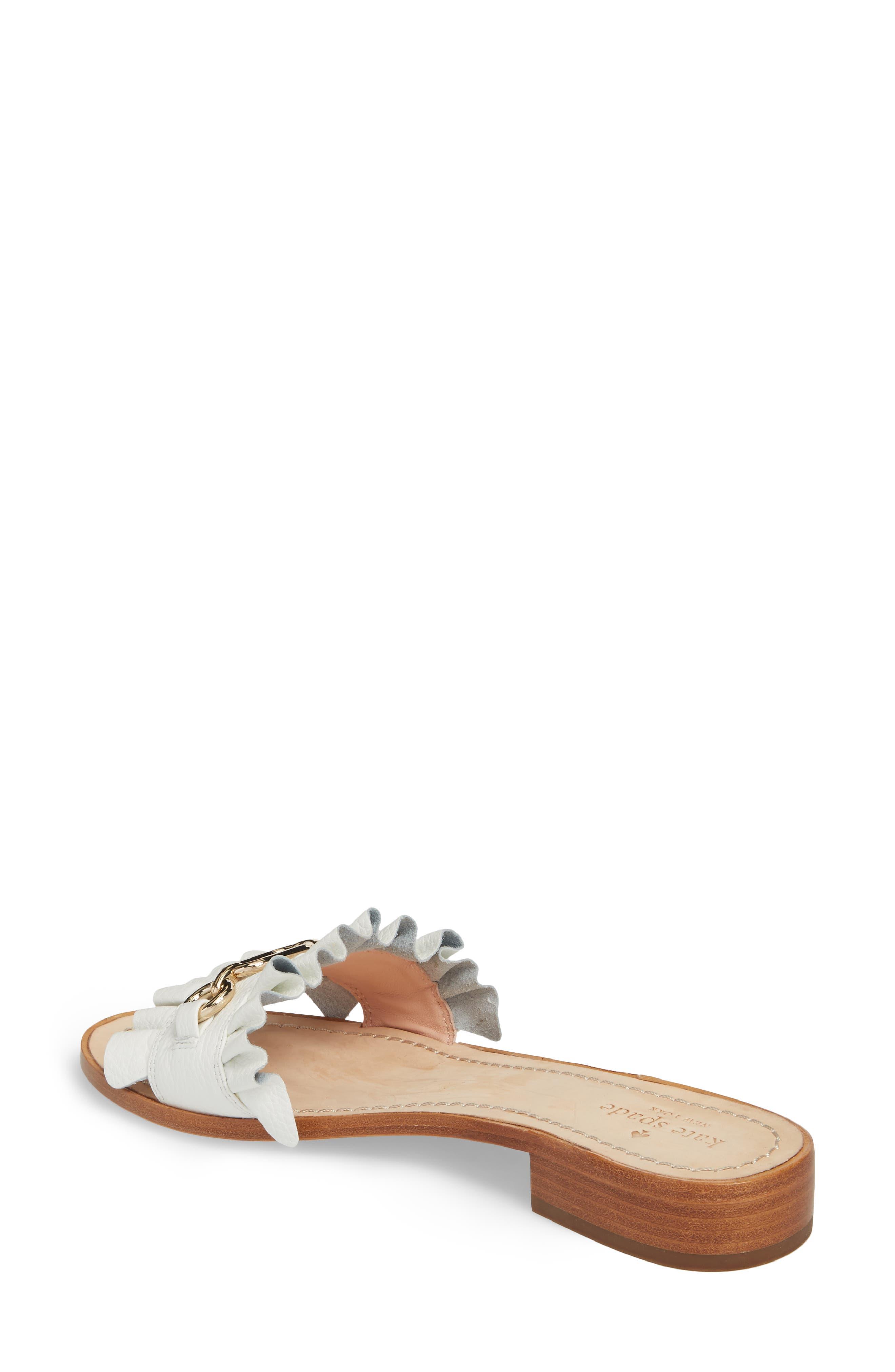 Alternate Image 2  - kate spade new york beau slide sandal (Women)
