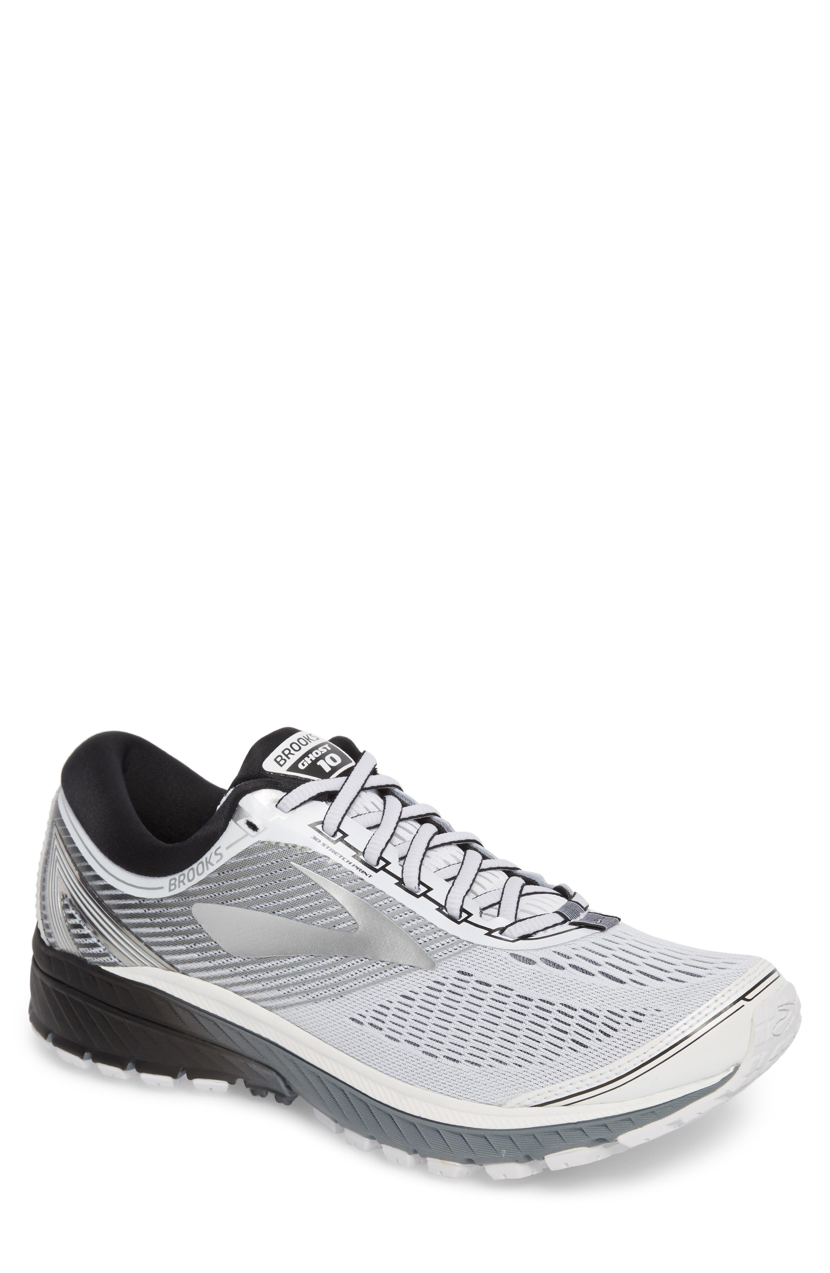 Brooks Ghost 10 Running Shoe (Men)