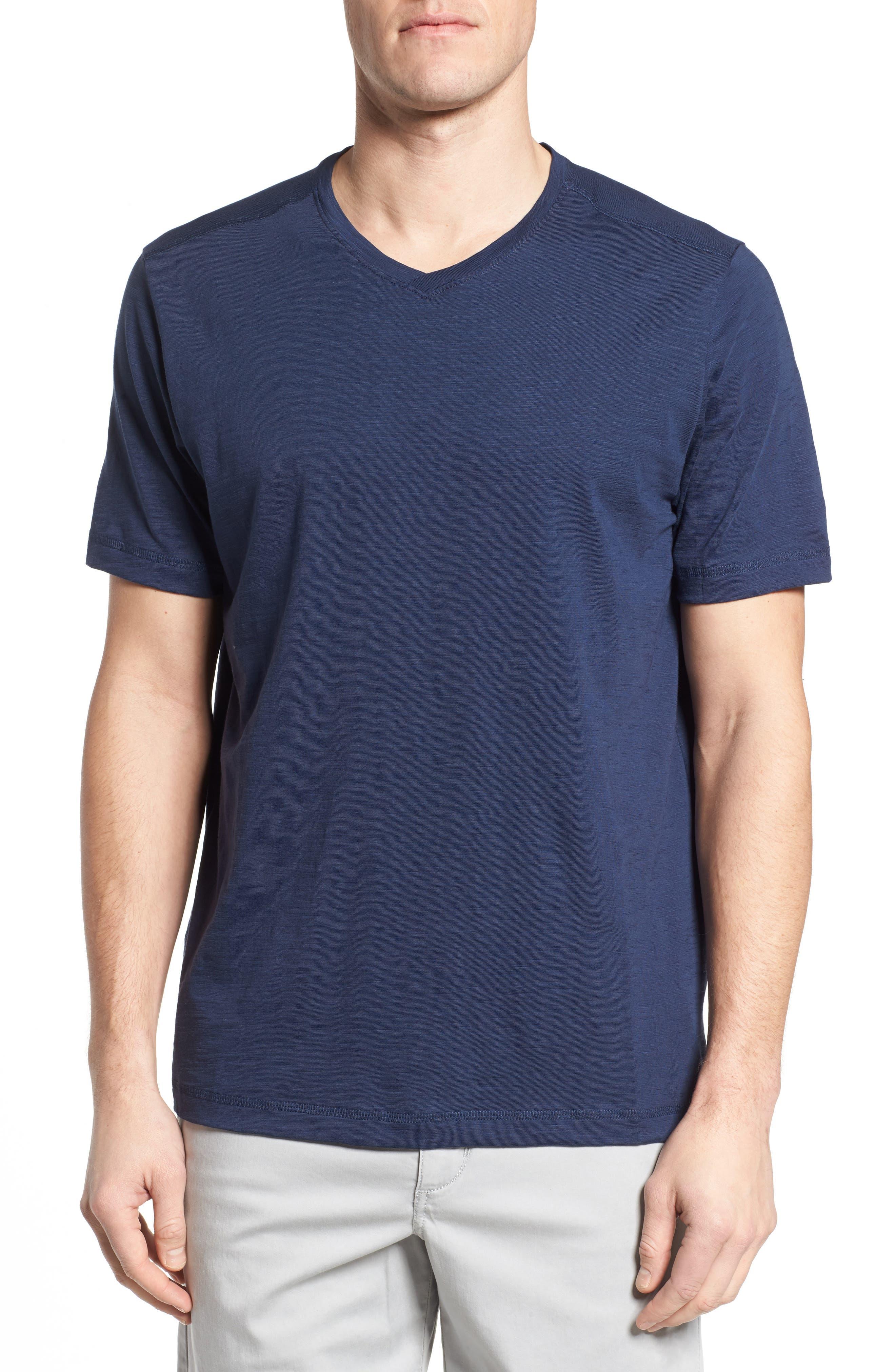 Tommy Bahama Portside Palms T-Shirt in Maritime