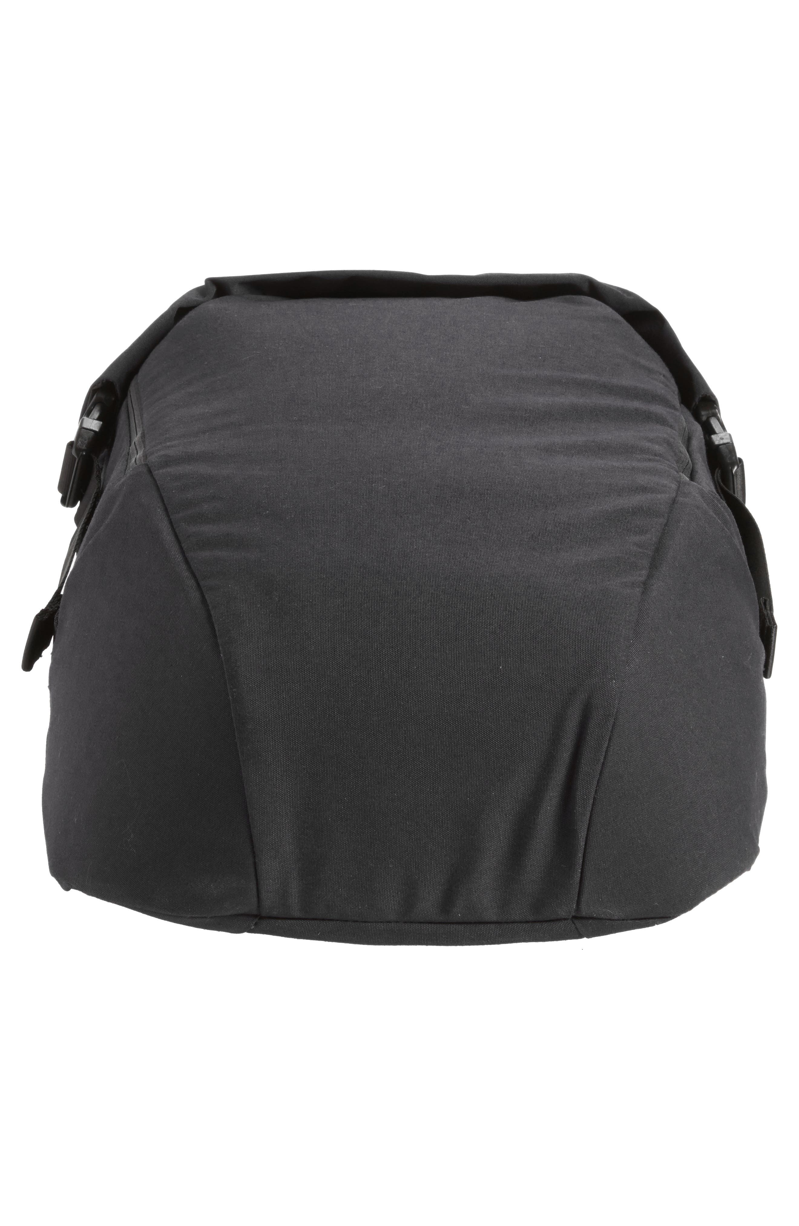 Quick Pack Lux Backpack,                             Alternate thumbnail 6, color,                             Black