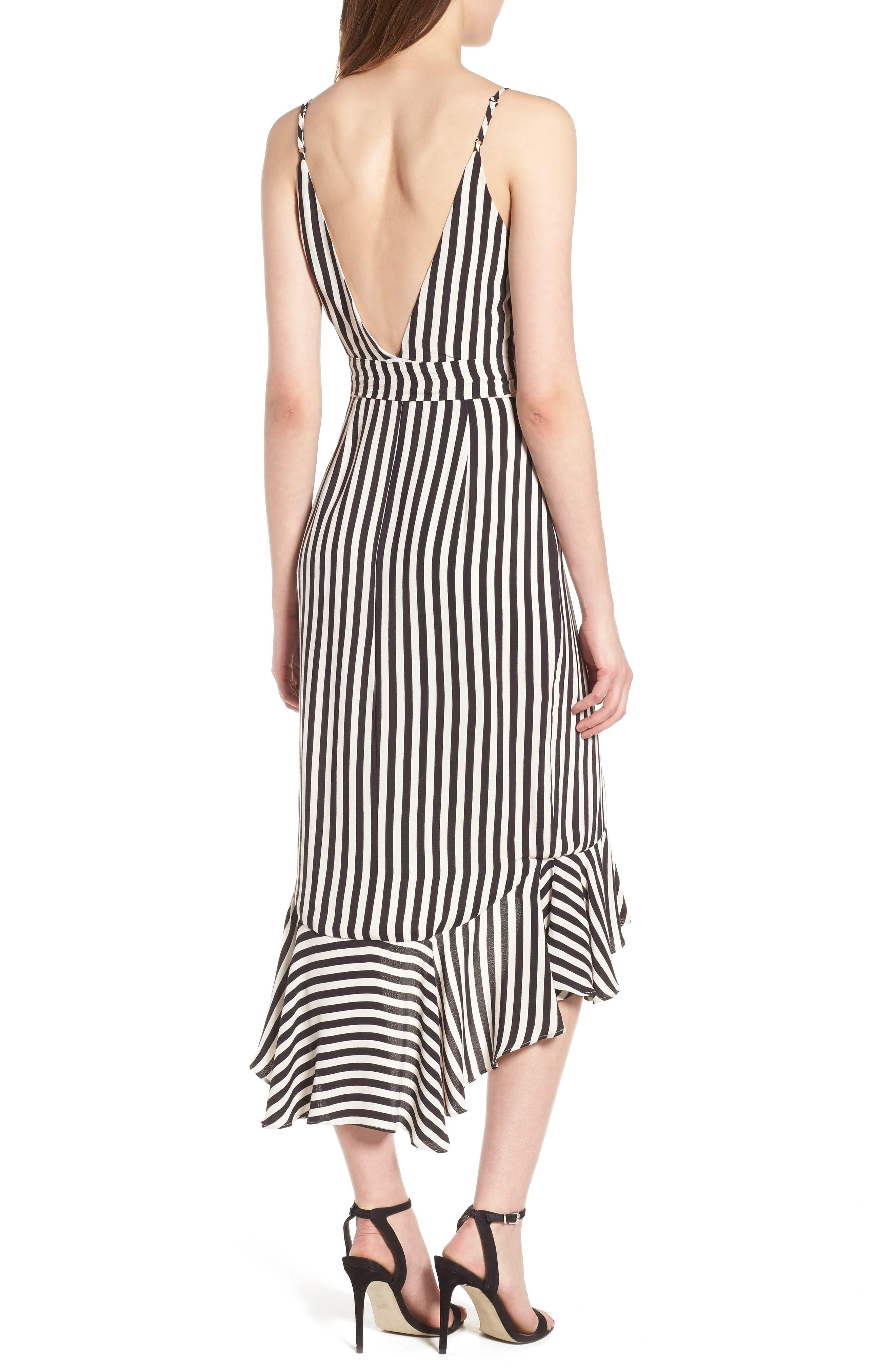 Alternate Image 2  - Lovers + Friends Bridget Midi Dress