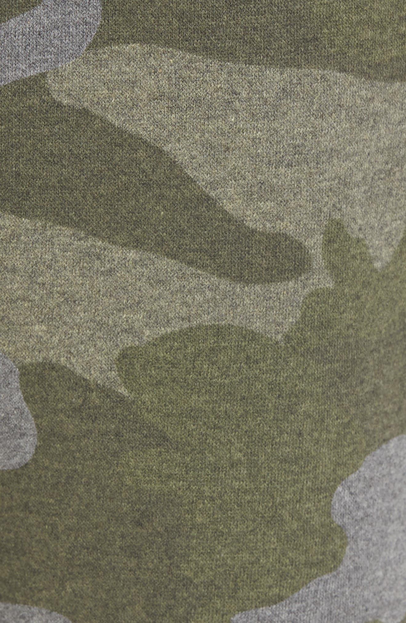 Alternate Image 5  - The Rail Print Jogger Pants