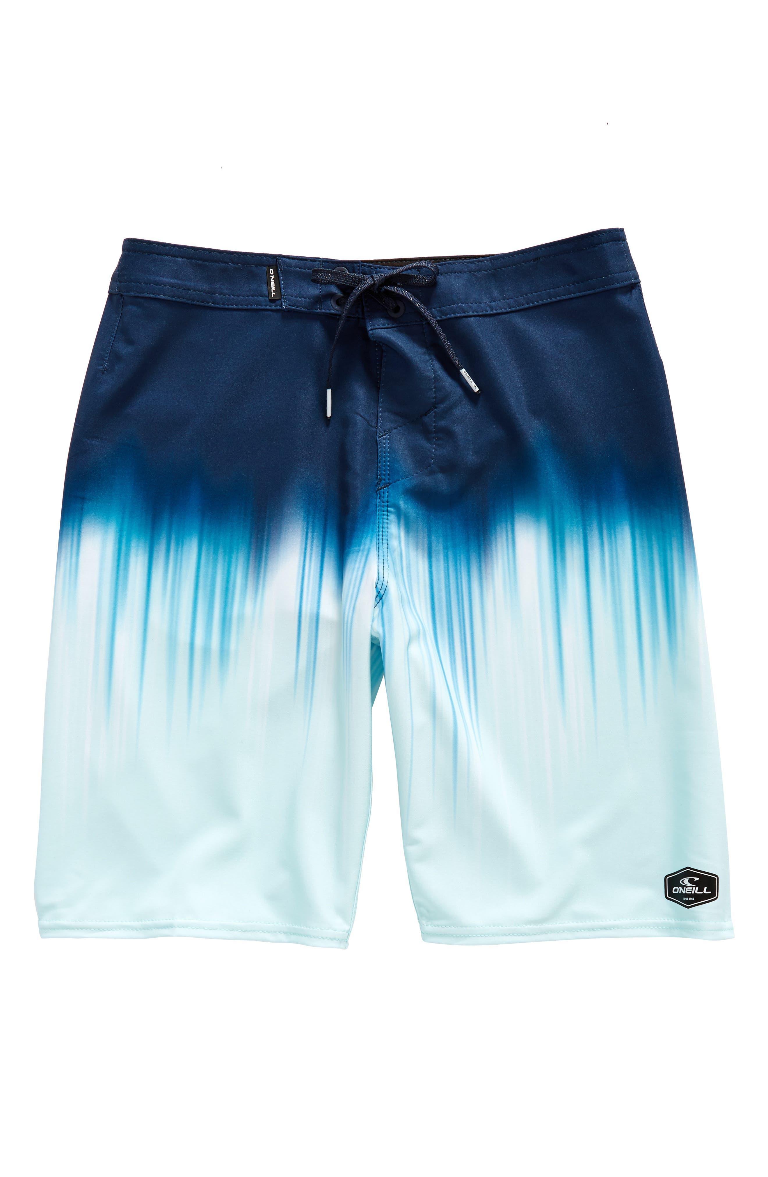 O'Neill Hyperfreak Drippin Board Shorts (Big Boys)