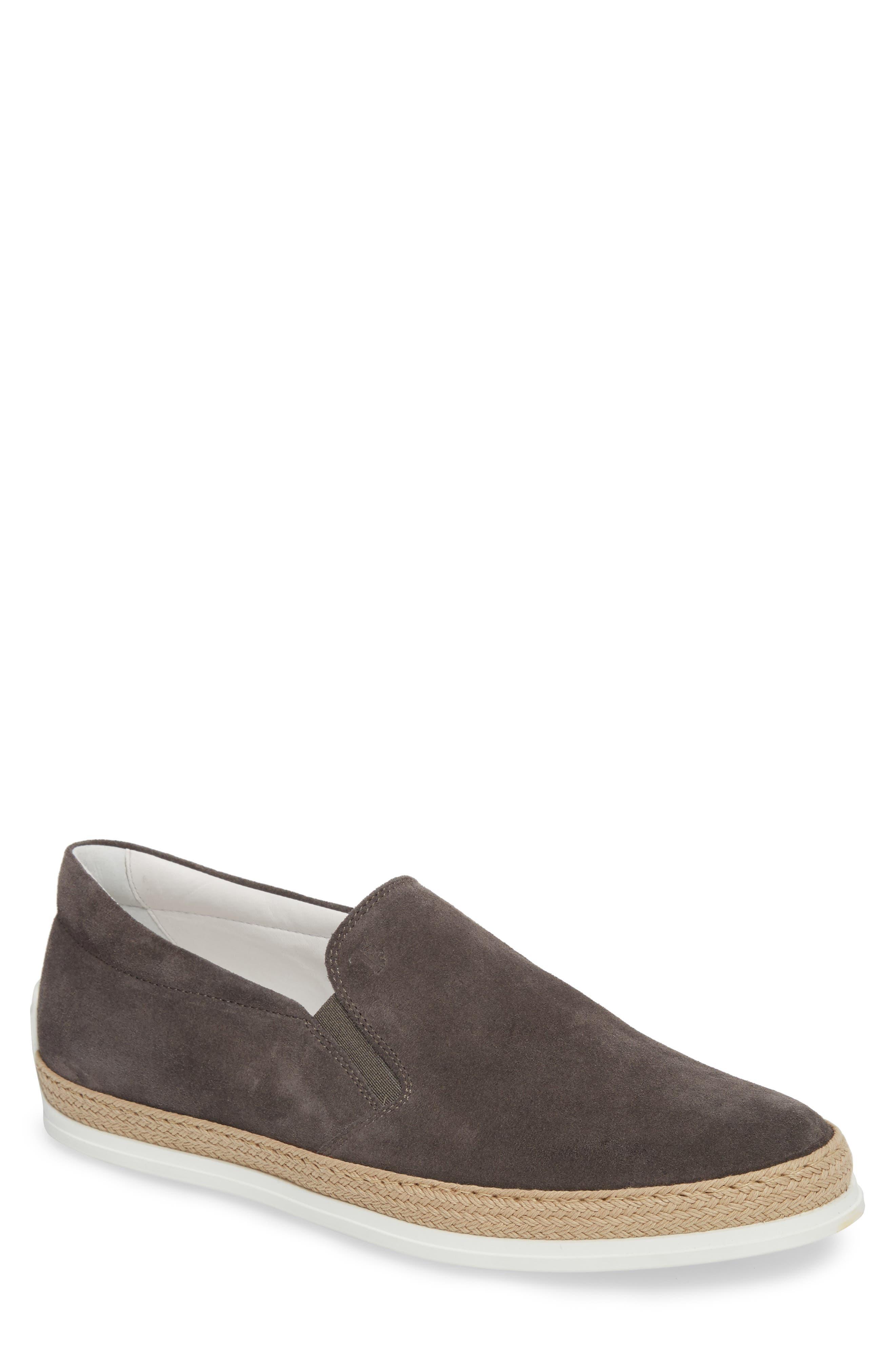 Espadrille Slip-On,                         Main,                         color, Grey
