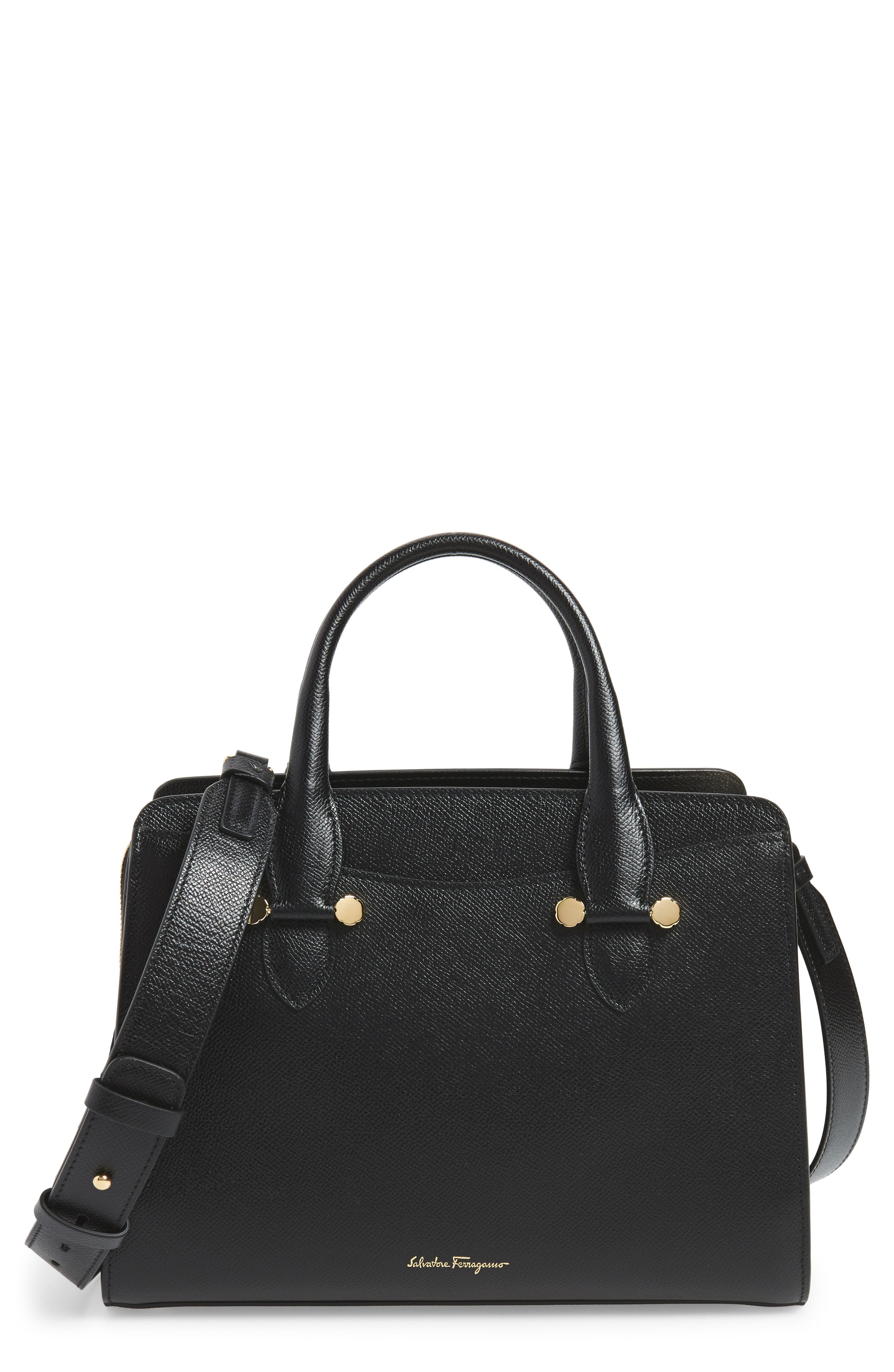 Small Today Satchel,                             Main thumbnail 1, color,                             Nero