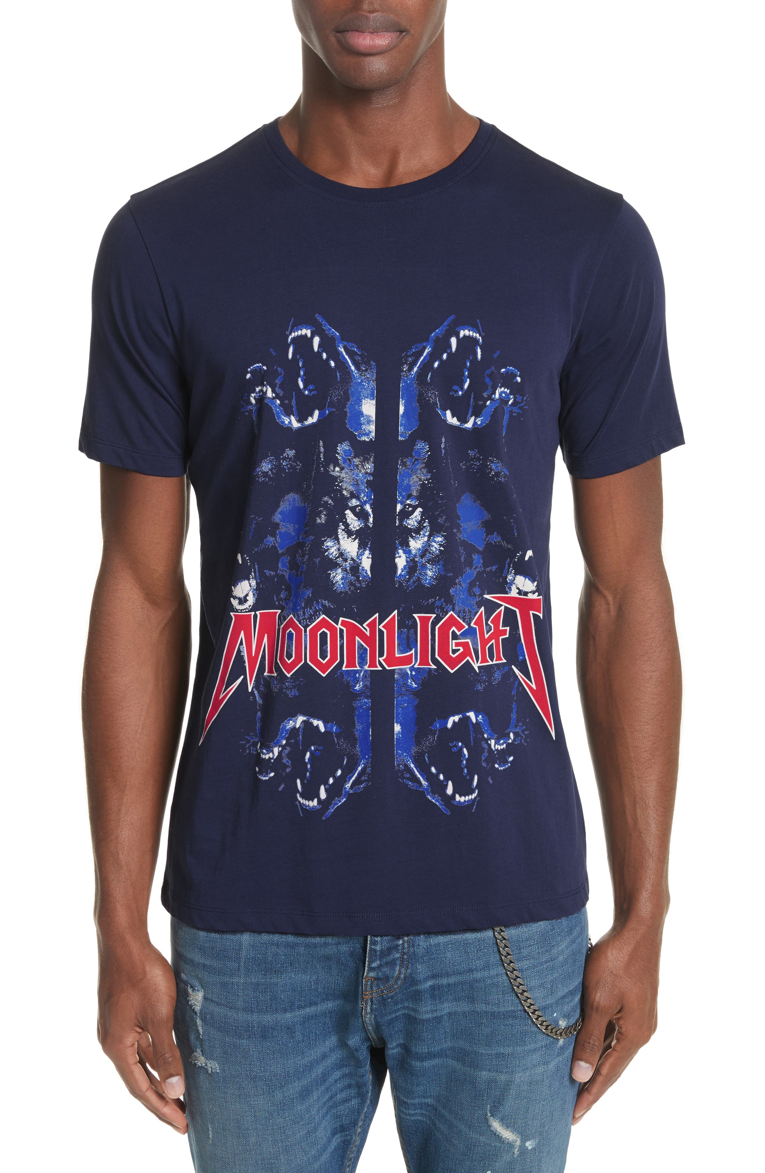 The Kooples Moonlight Graphic T-Shirt