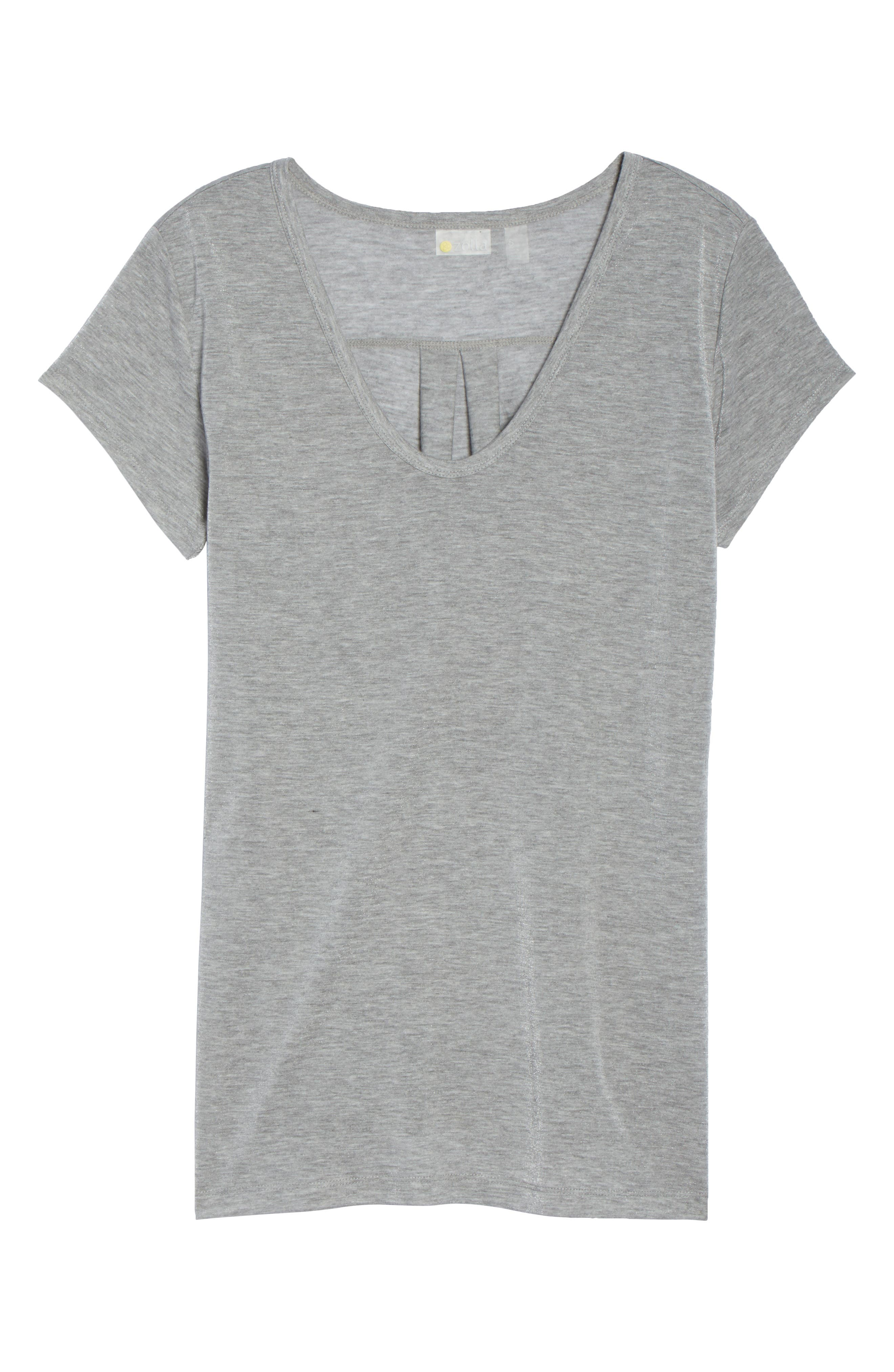 Boot Camp Tee,                             Alternate thumbnail 7, color,                             Grey Ash Heather