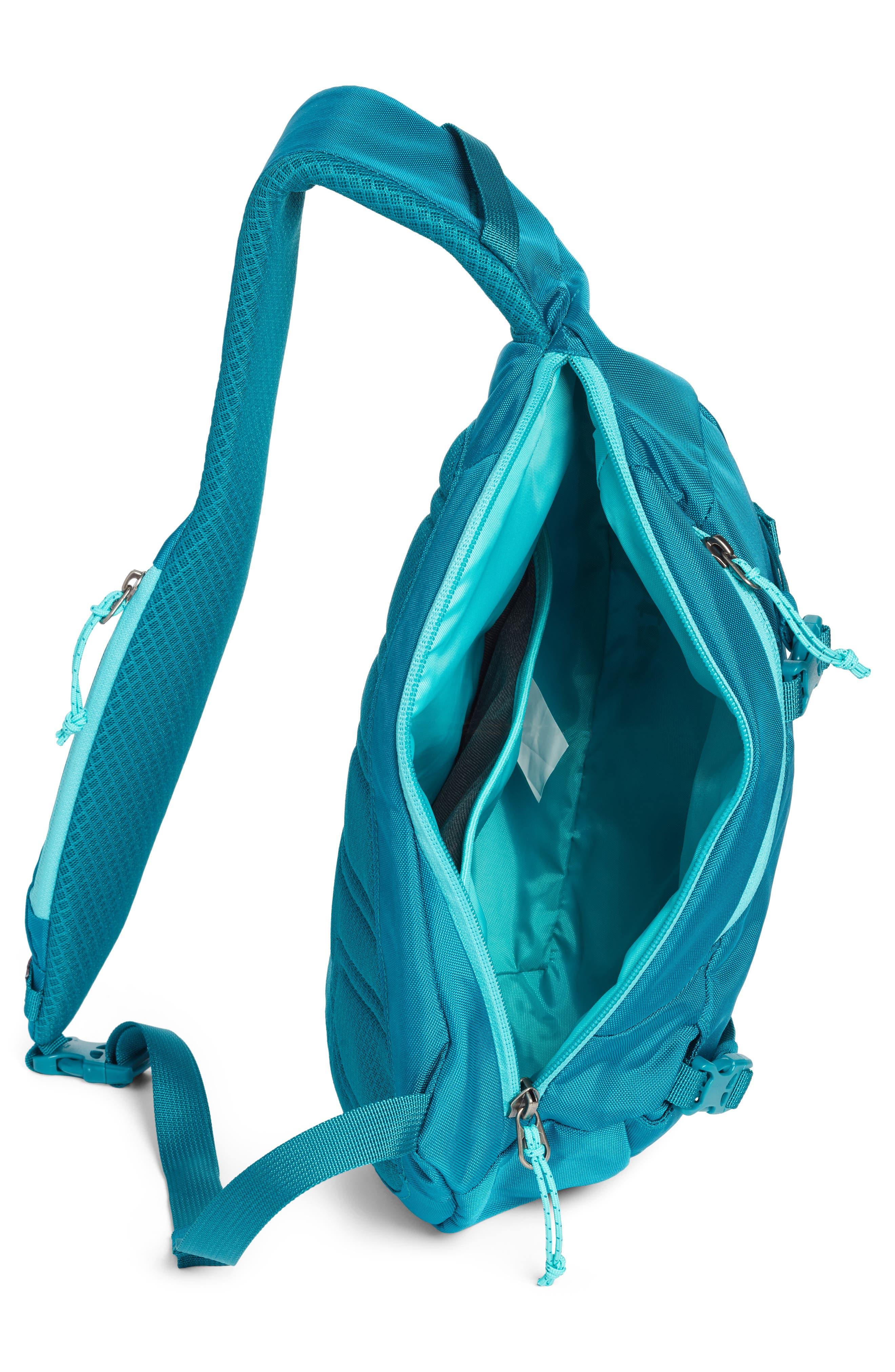 Atom 8L Sling Backpack,                             Alternate thumbnail 4, color,                             Elwha Blue