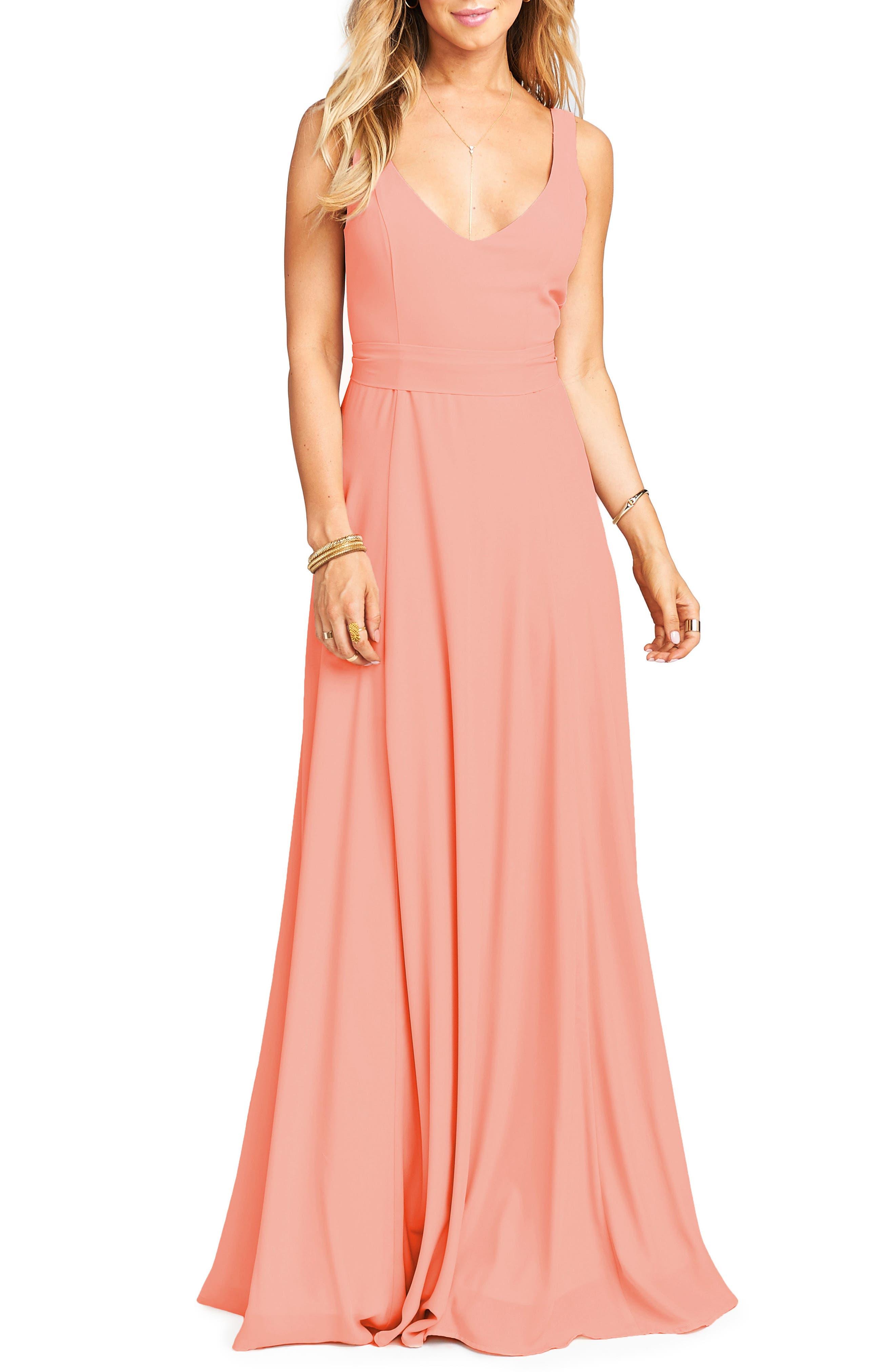 Main Image - Show Me Your Mumu Jen Maxi Gown