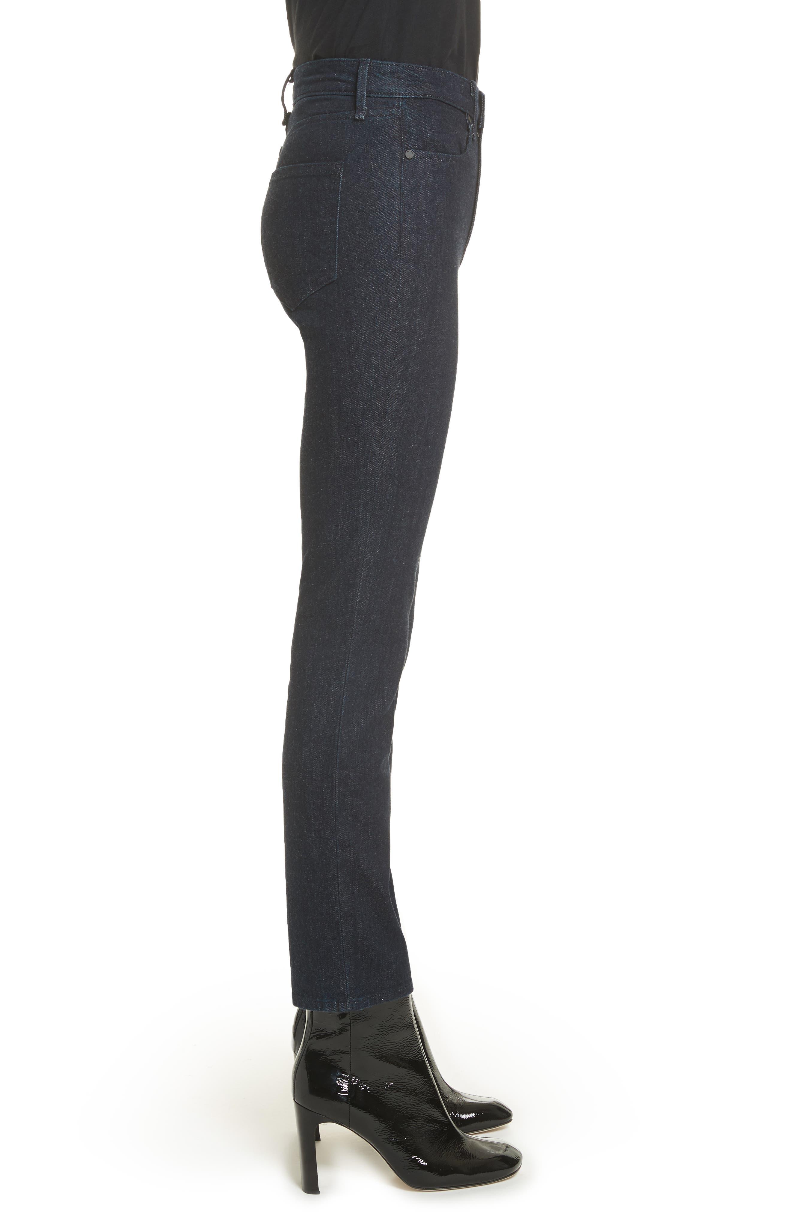 Alternate Image 3  - rag & bone/JEAN Cigarette Leg Skinny Jeans