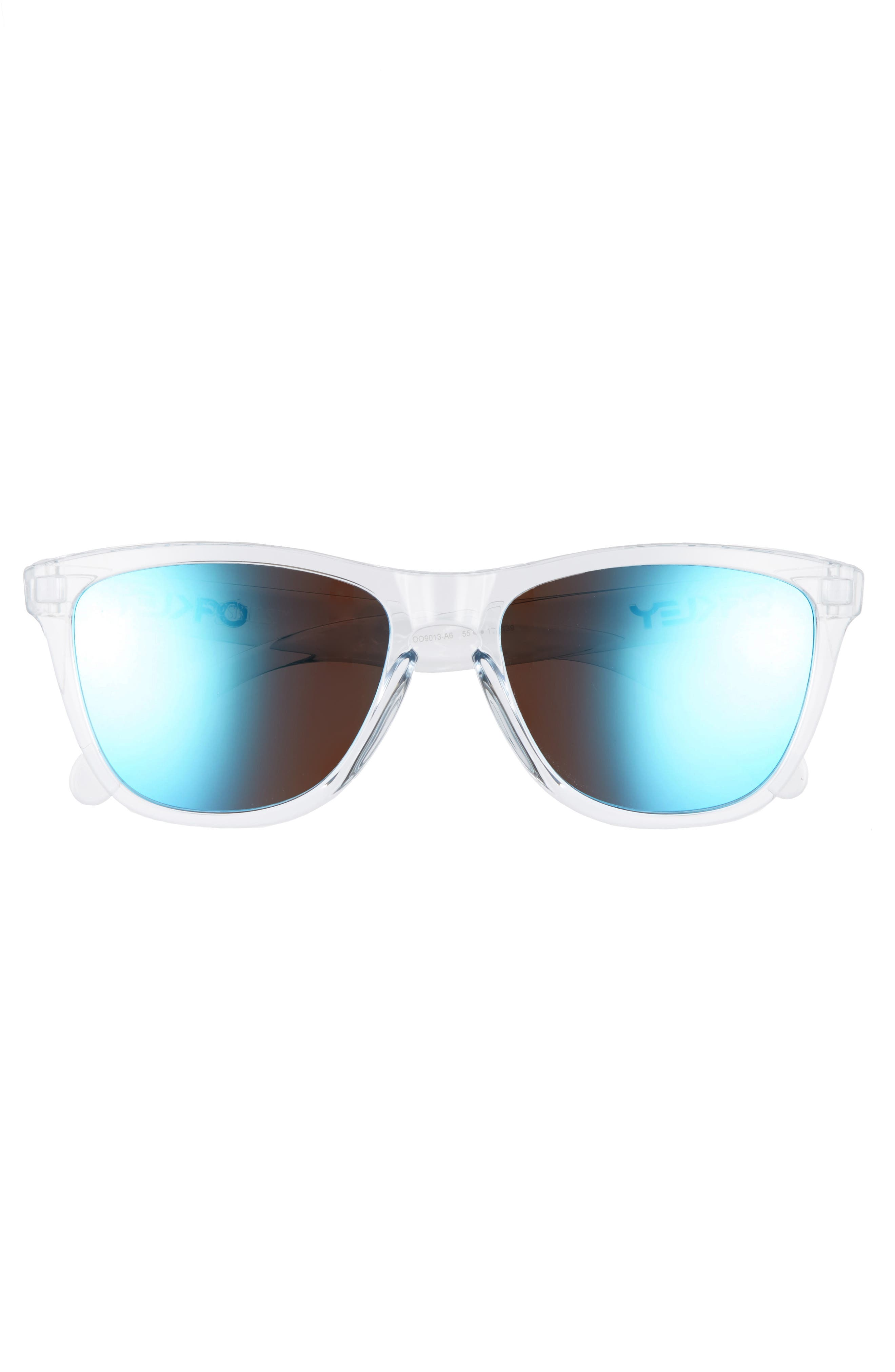 Frogskins<sup>®</sup> 55mm Sunglasses,                             Alternate thumbnail 2, color,                             Sapphire Iridescent