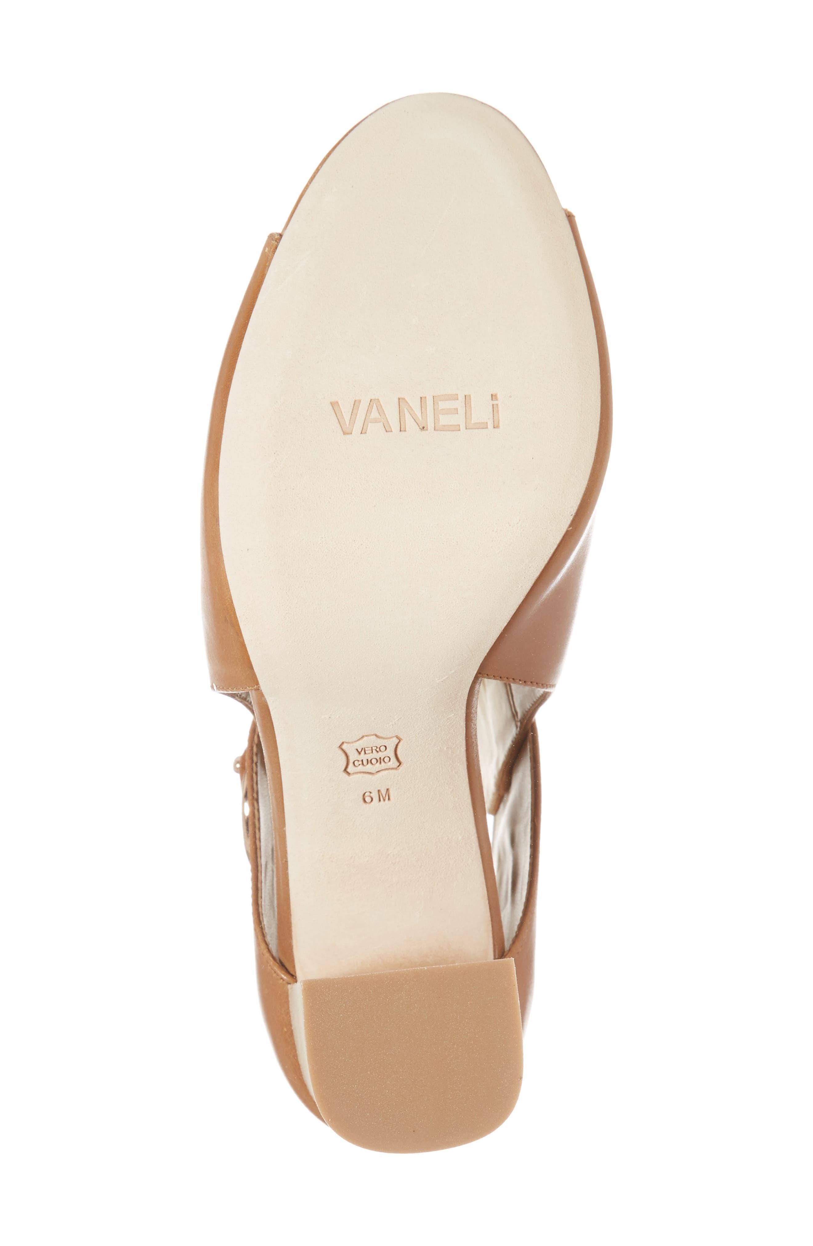 Alternate Image 6  - VANELi Belka Sandal (Women)