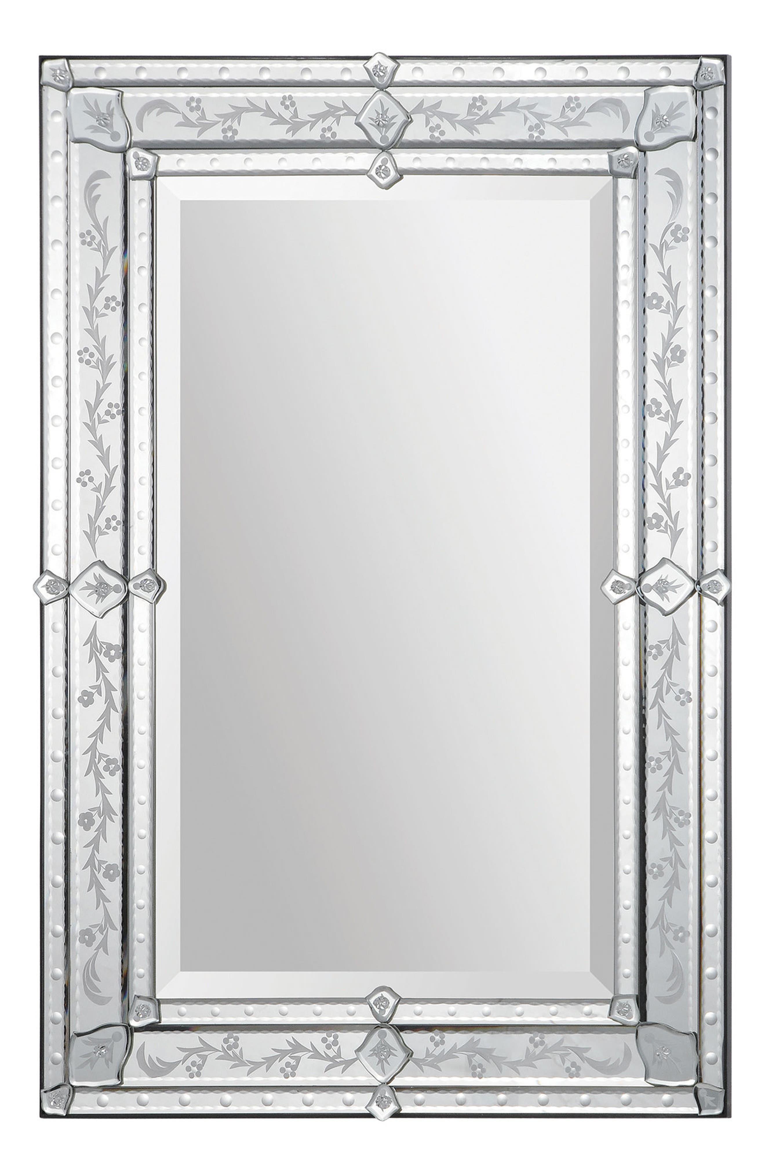 Vincenzo Mirror,                         Main,                         color, Glass