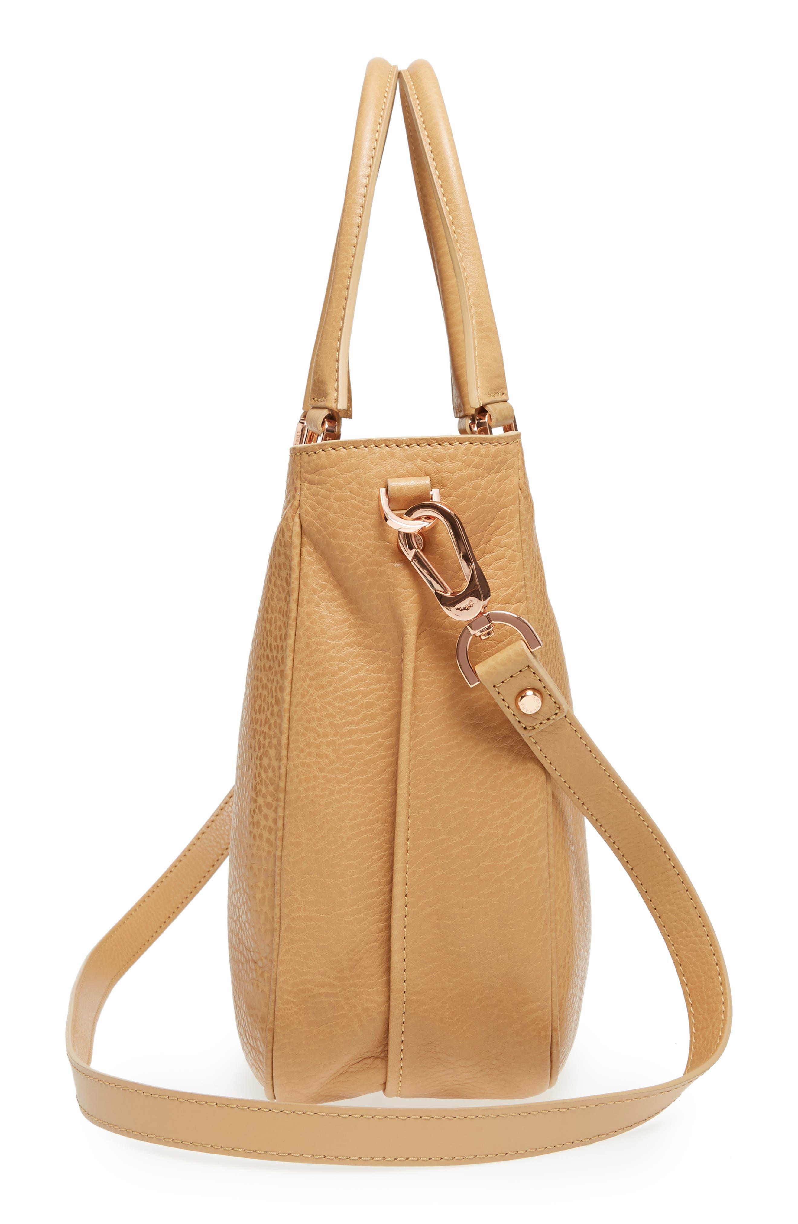 Alternate Image 5  - Longchamp Mystery Leather Satchel