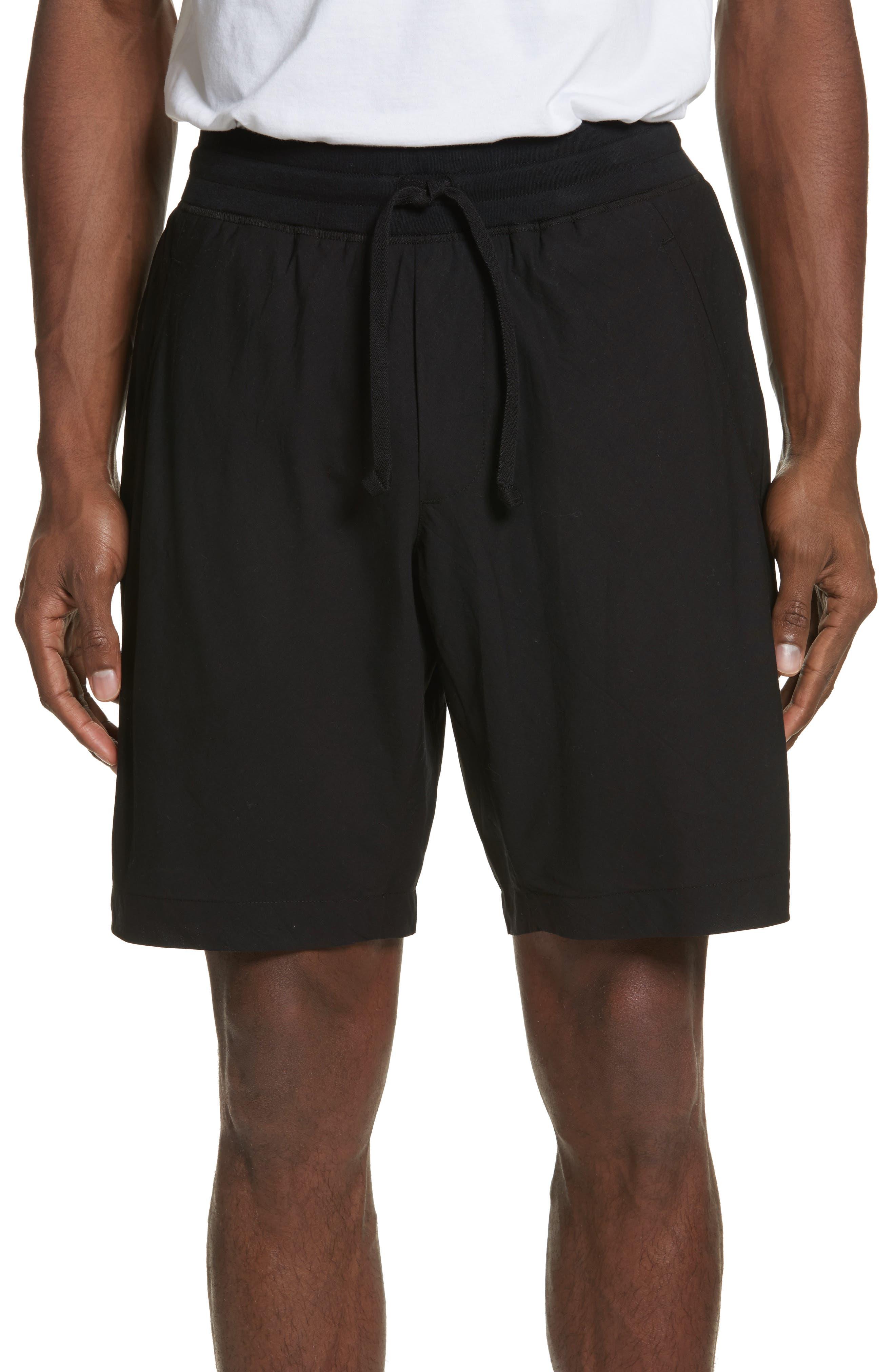 Overlay Shorts,                         Main,                         color, Black