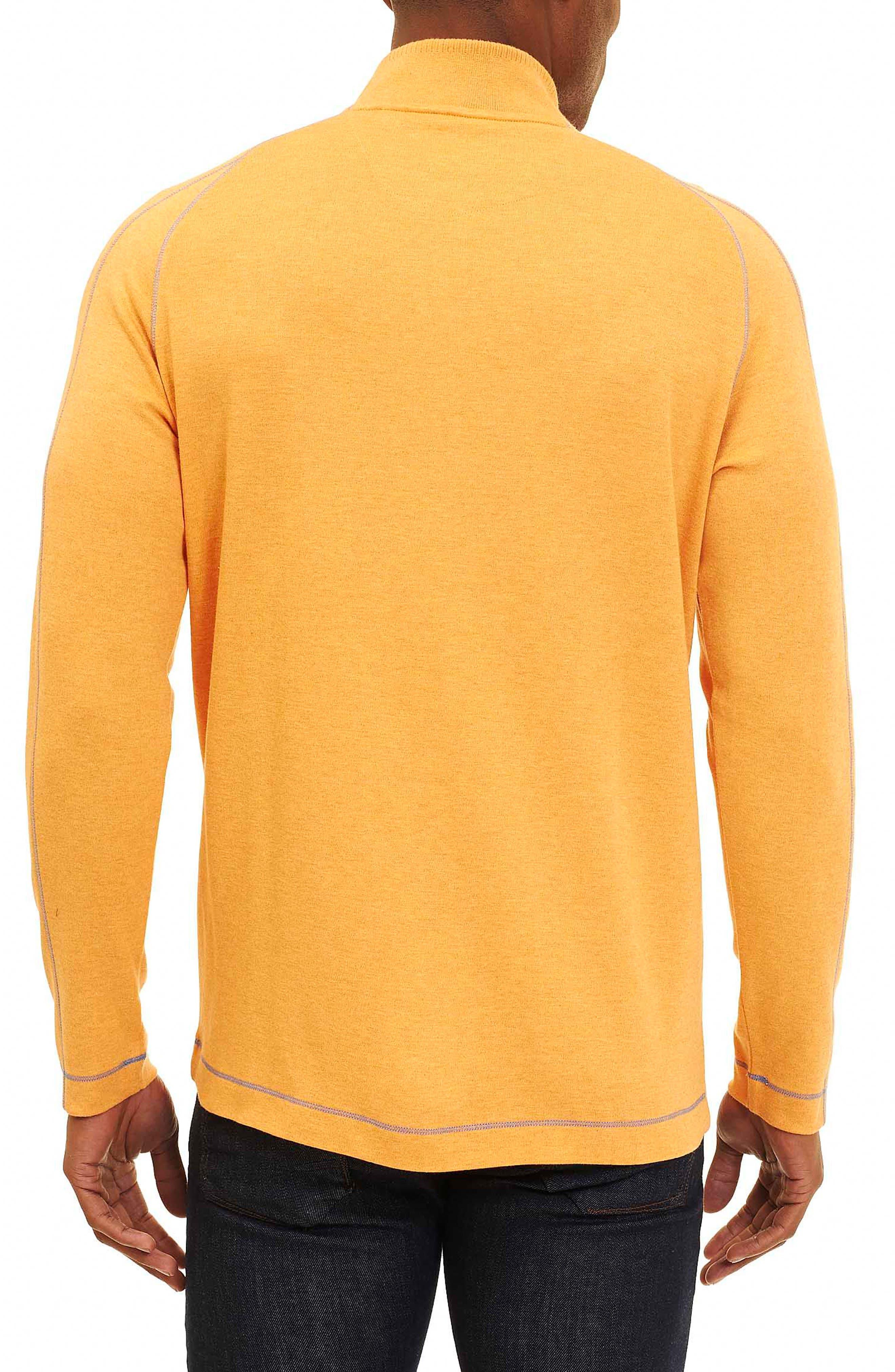 Alternate Image 2  - Robert Graham 'Elia' Regular Fit Quarter Zip Pullover