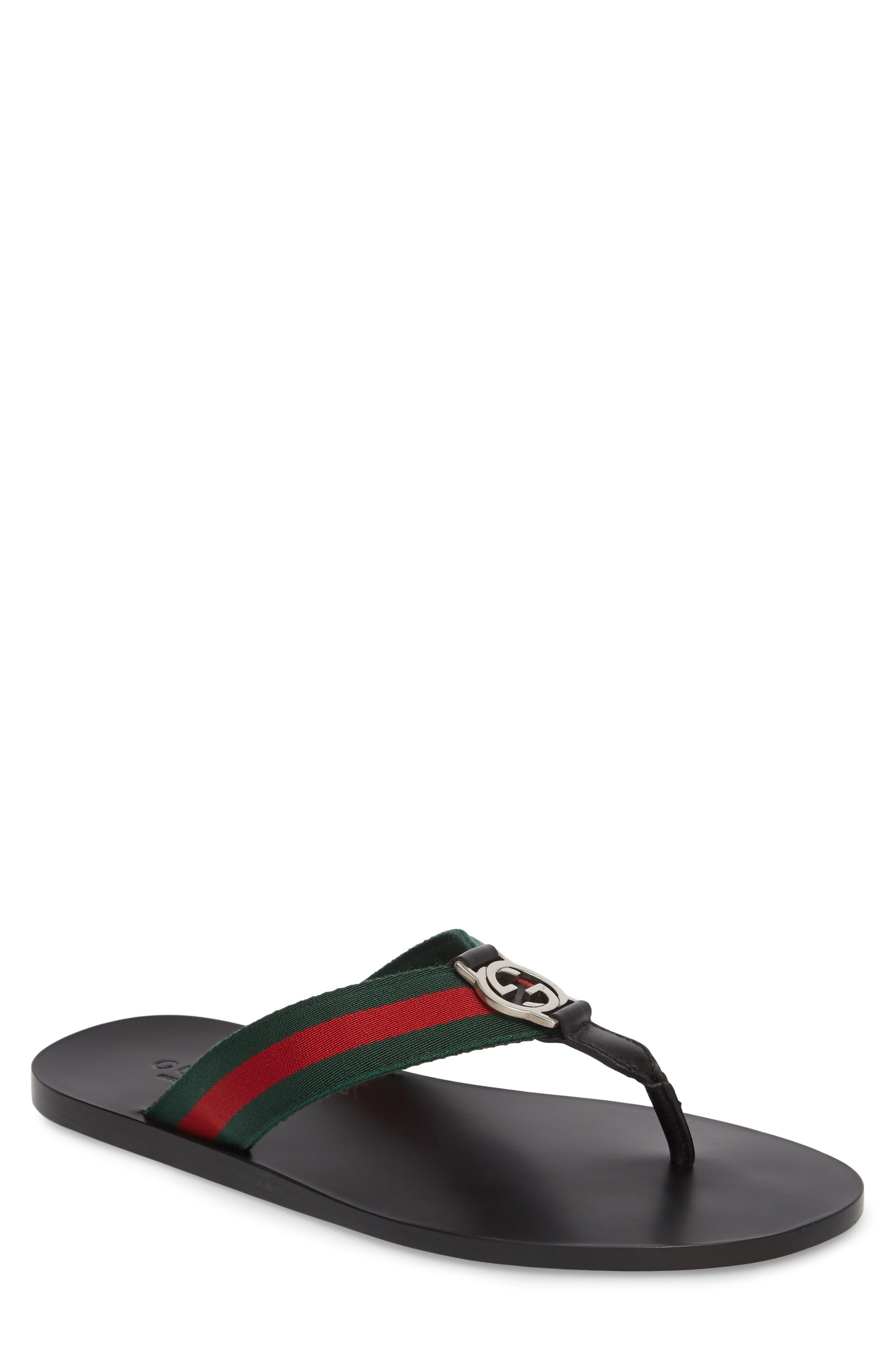 Alternate Image 1 Selected - Gucci Flip Flop (Men)