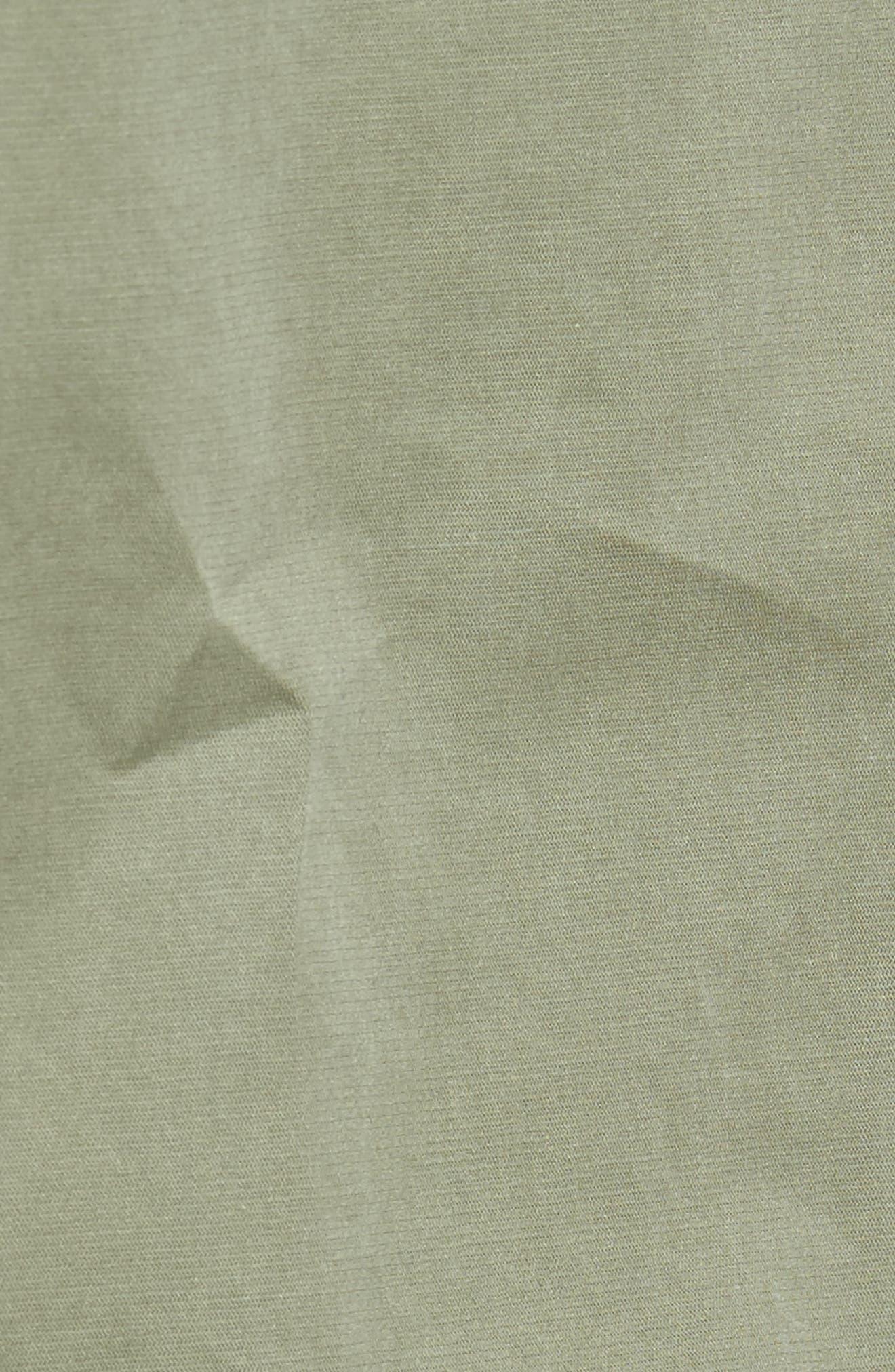 Military Broken Twill Pants,                             Alternate thumbnail 5, color,                             Deep Lichen Green