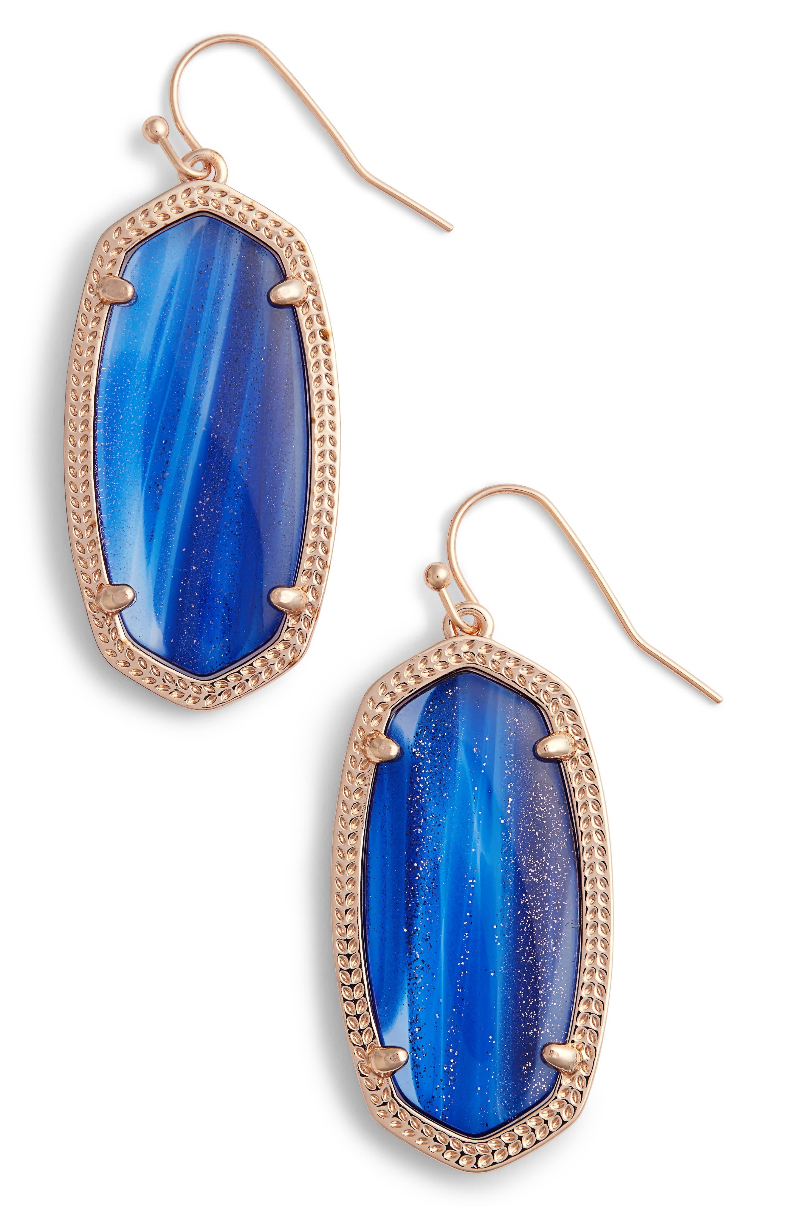Statement womens earrings nordstrom kendra scott elle drop earrings arubaitofo Image collections
