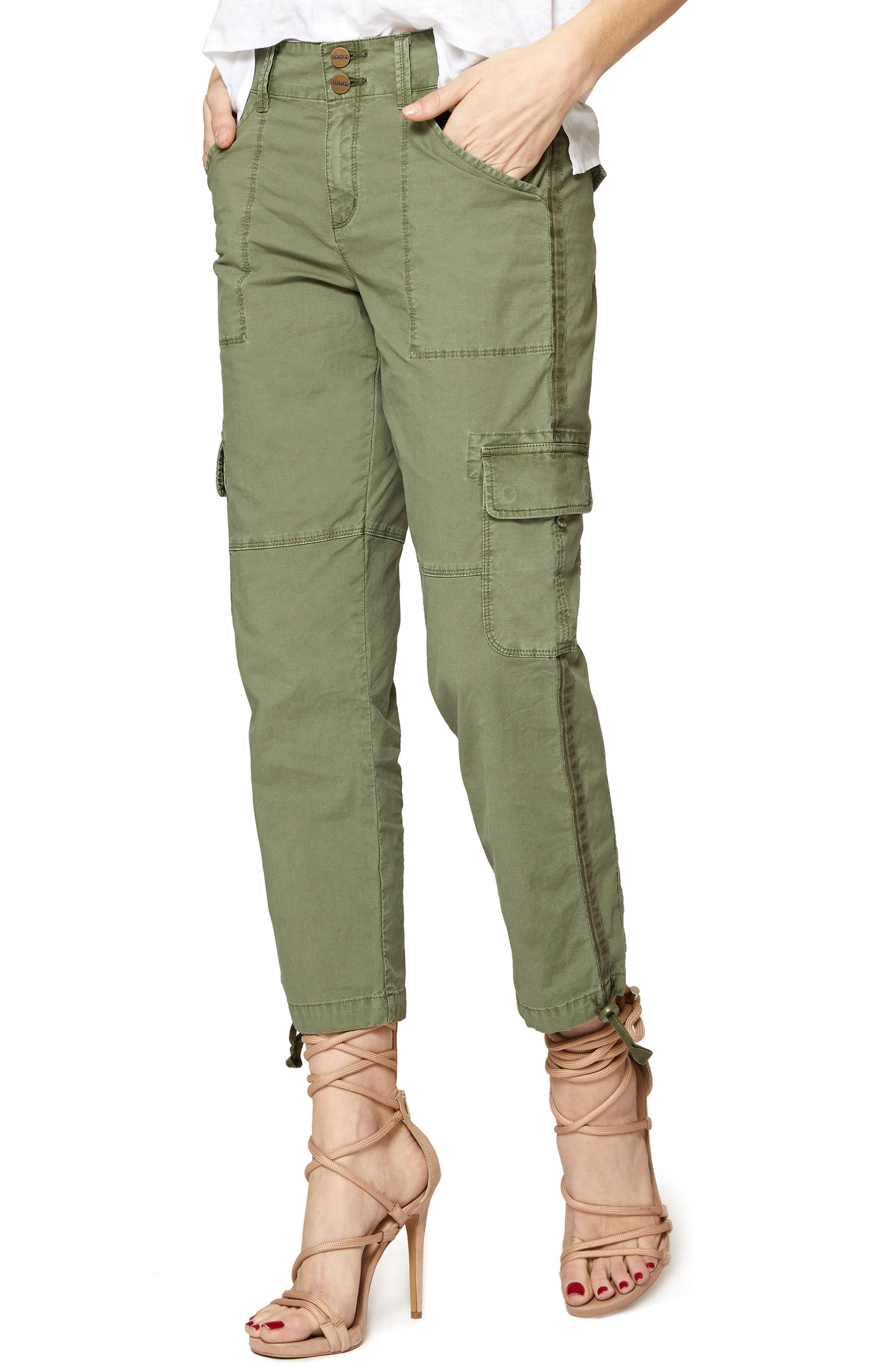 Sanctuary Terrain Crop Cargo Pants
