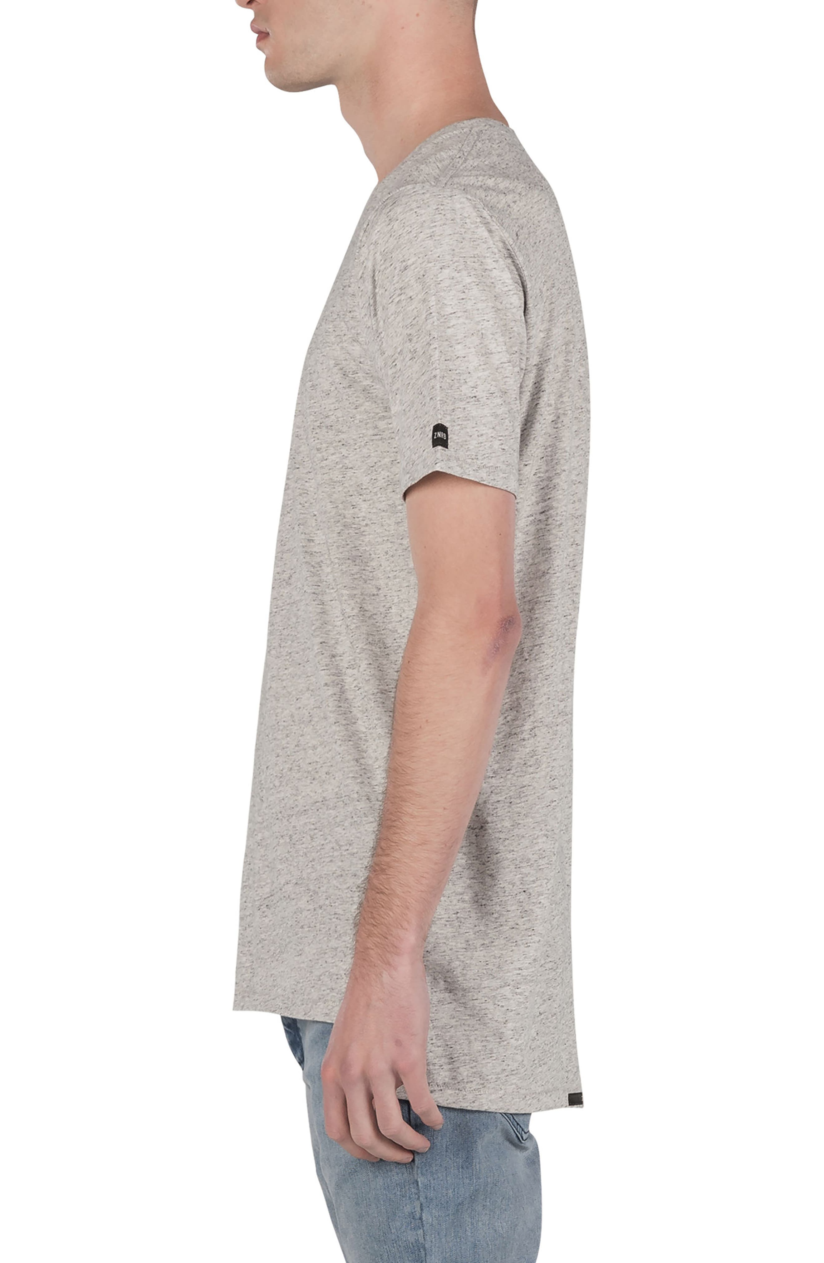 Flintlock T-Shirt,                             Alternate thumbnail 3, color,                             Storm Marl