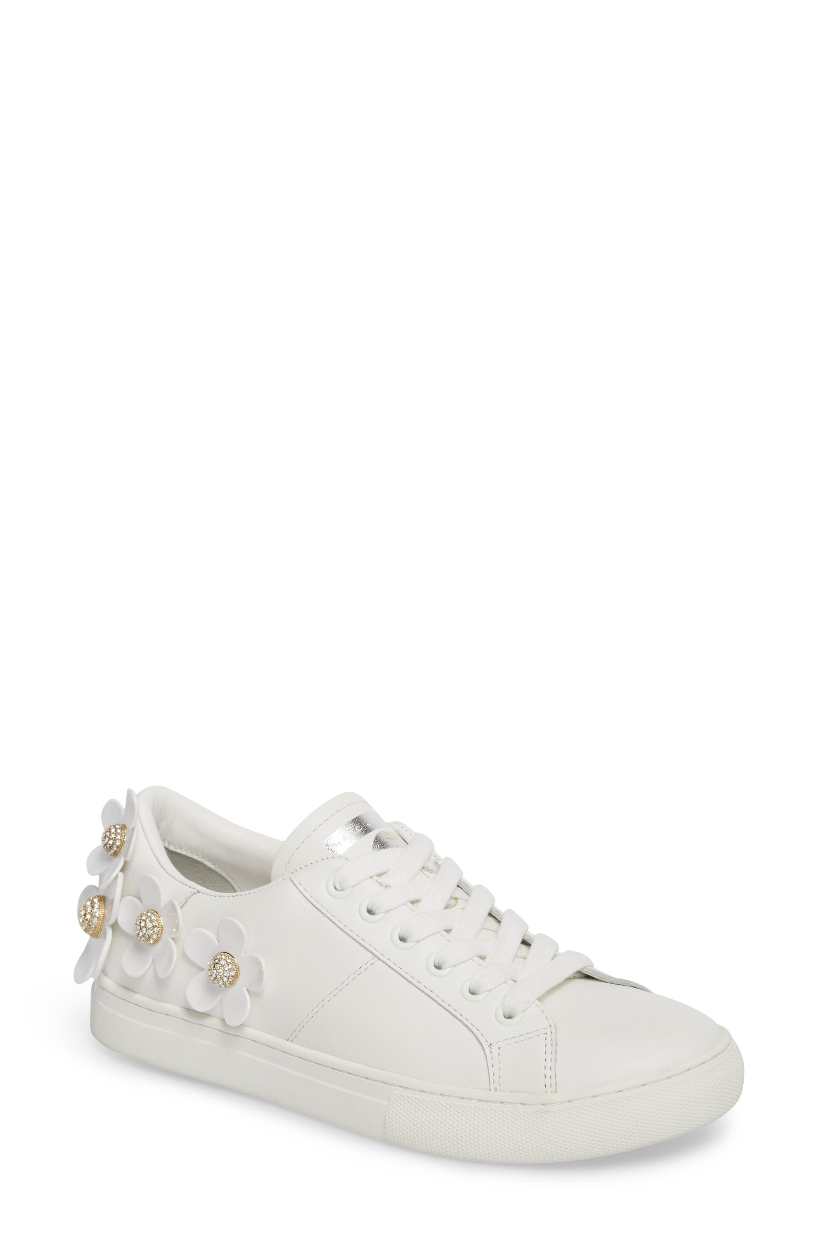 MARC JACOBS Daisy Studded Floral Sneaker (Women)